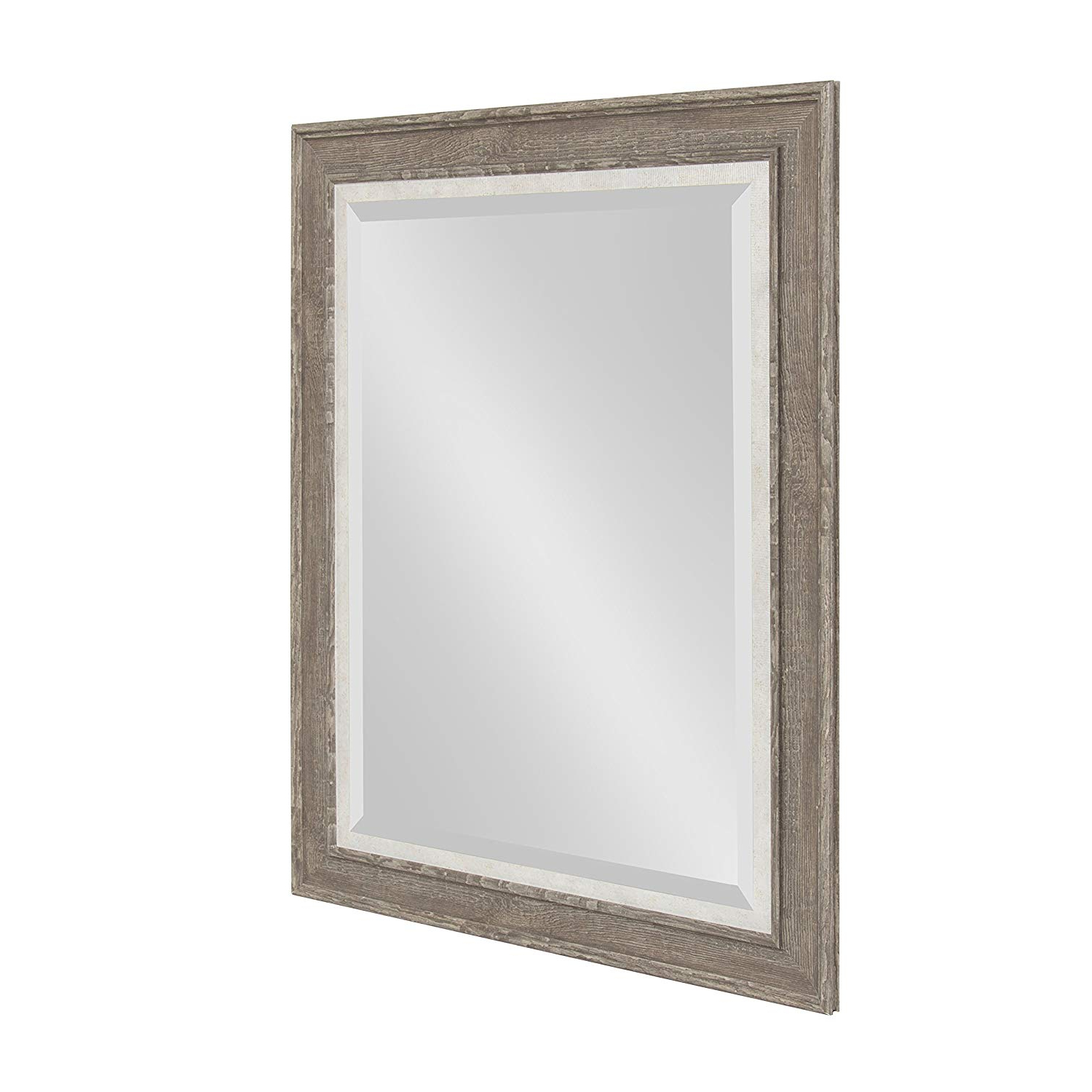 Preferred Kate And Laurel Woodway Framed Wall Mirror, 23.5x (View 10 of 20)