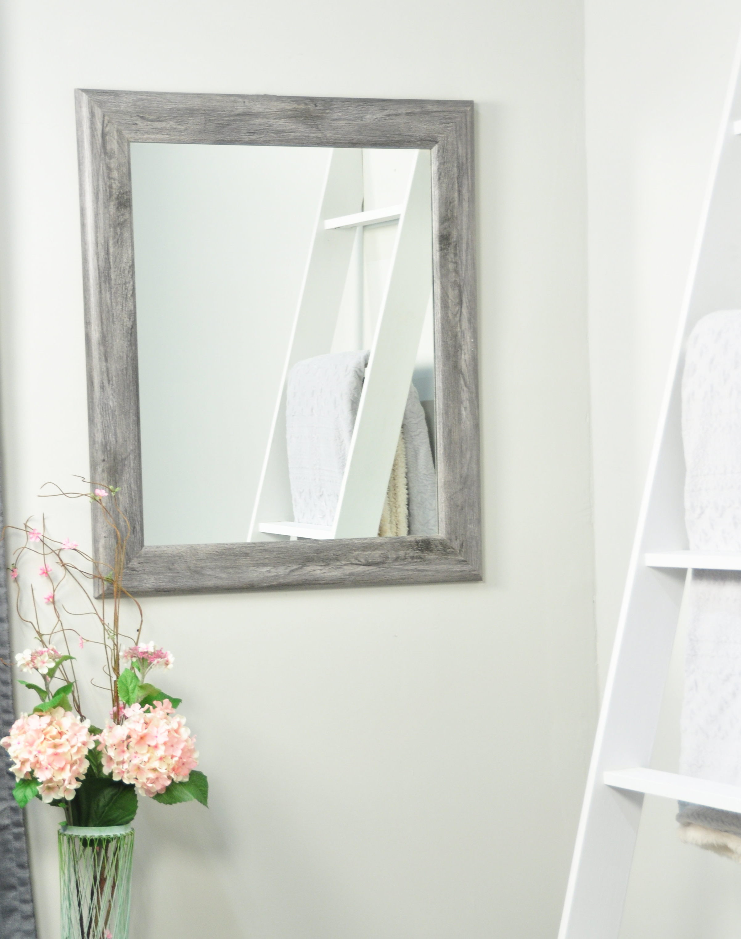 Preferred Lolas Modern & Contemporary Wall Mirror For Berinhard Accent Mirrors (View 6 of 20)