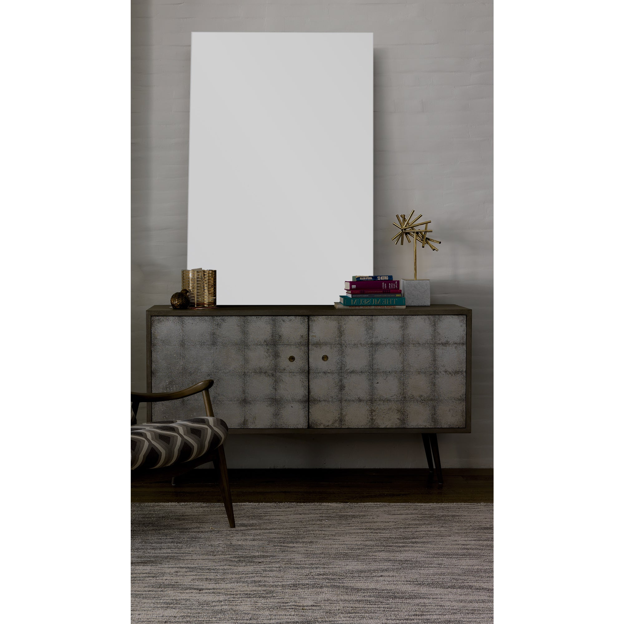 Preferred Ren Wil Olafia Unframed Wall Mirror Regarding Unframed Wall Mirrors (View 20 of 20)