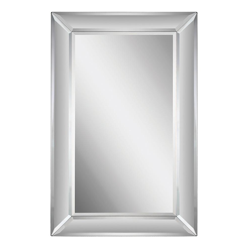 Preferred Renwil Aubrey 22 In. X 34 In. Framed Wall Mirror Mt1133 – The Home Depot For Brynn Accent Mirrors (Gallery 14 of 20)
