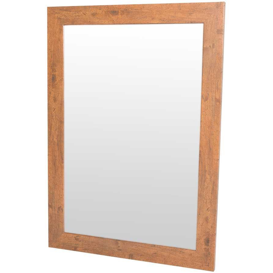 Preferred Rustic Pine Wall Mirror 30x42 With Regard To Pine Wall Mirrors (View 7 of 20)