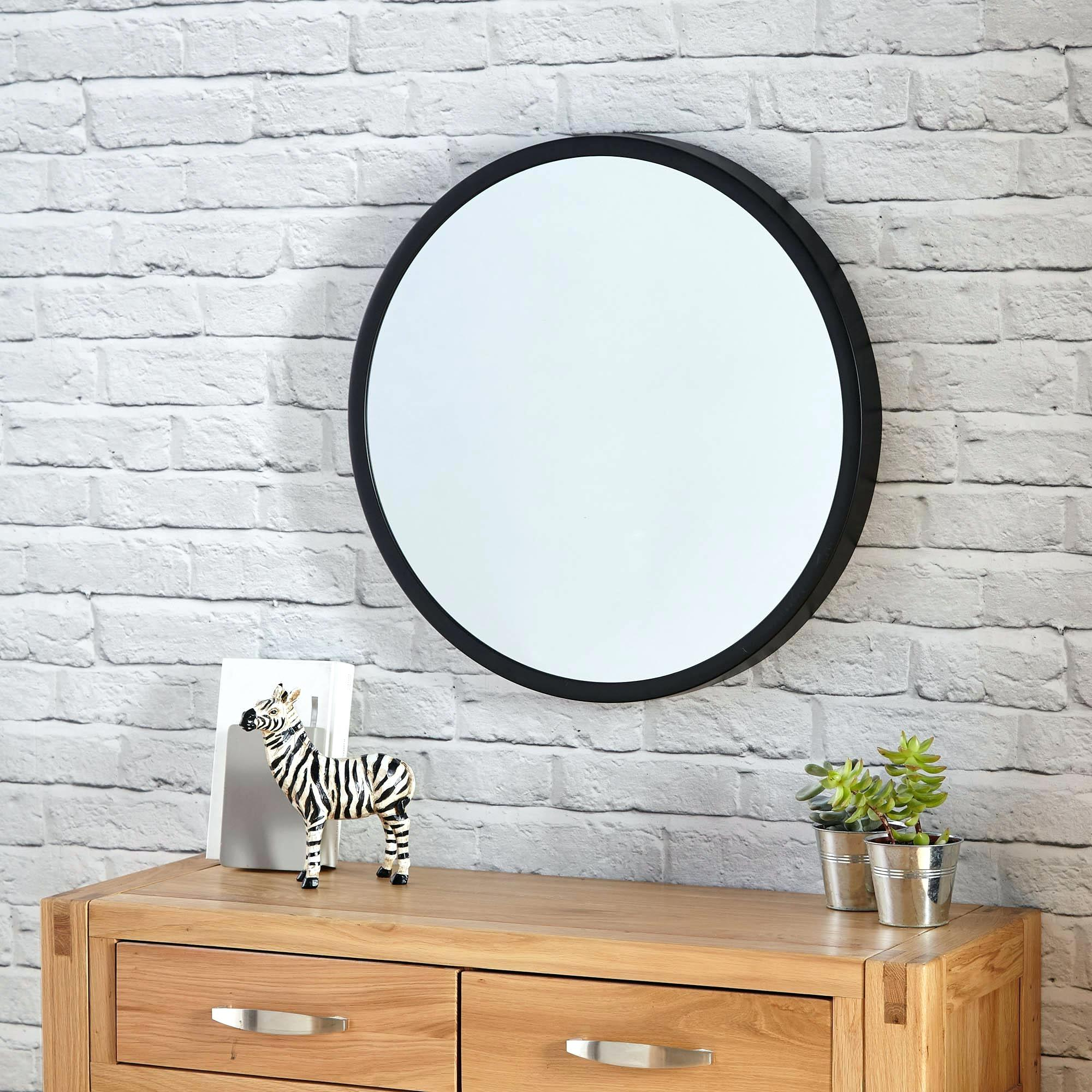 Preferred Sydney Large Wall Mirrors Throughout Circle Wall Mirrors – Suenoslergray (View 10 of 20)