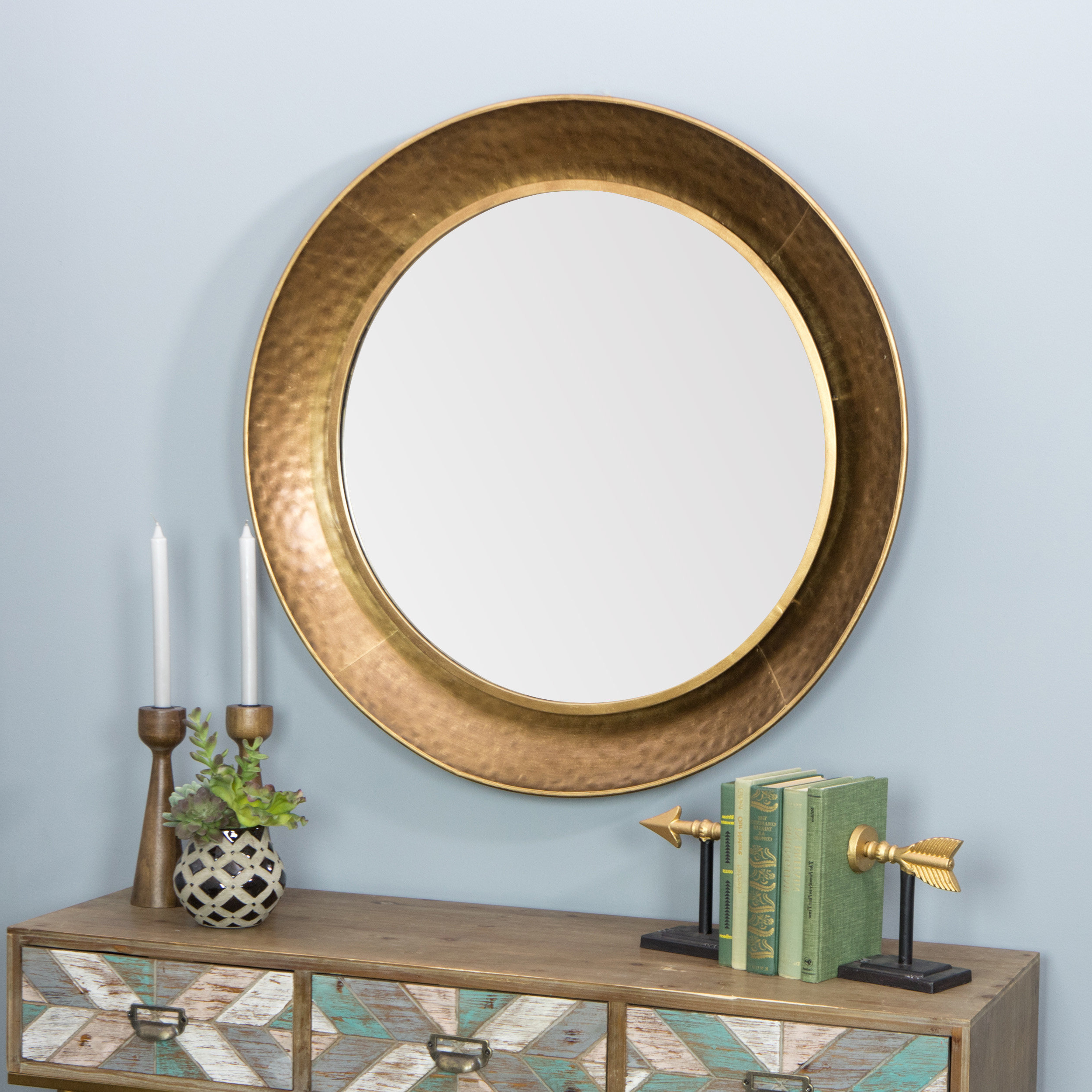 Preferred Webber Wall Mirror With Concave Wall Mirrors (View 11 of 20)