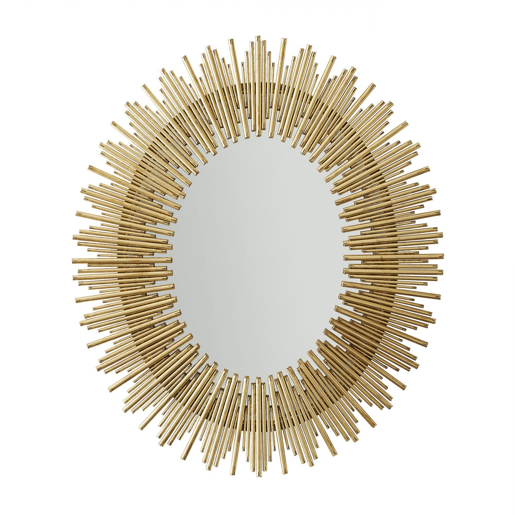Prescott Large Oval Mirror In Favorite Large Oval Wall Mirrors (View 15 of 20)