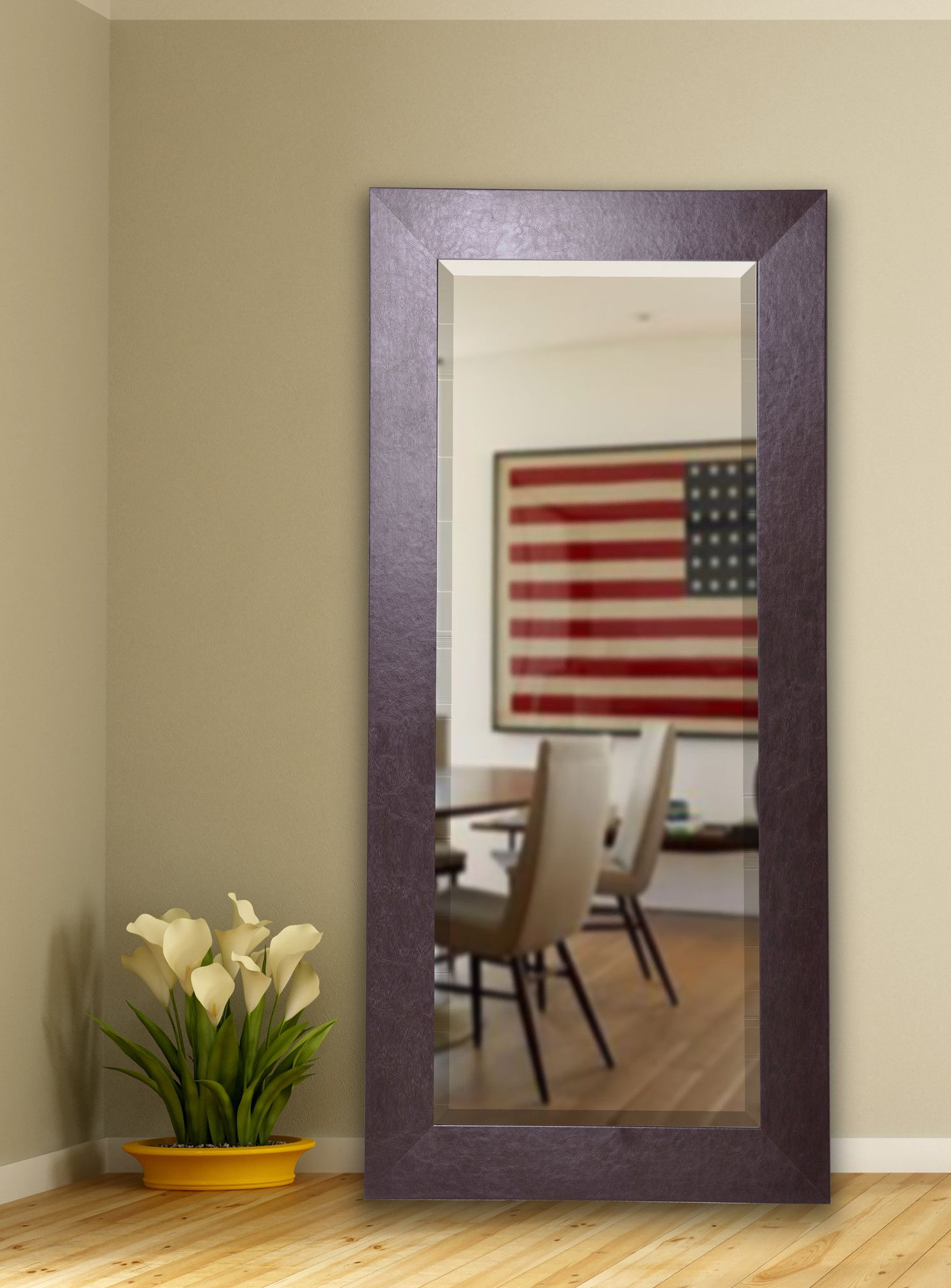 Products Within Fashionable Jameson Modern & Contemporary Full Length Mirrors (View 20 of 20)