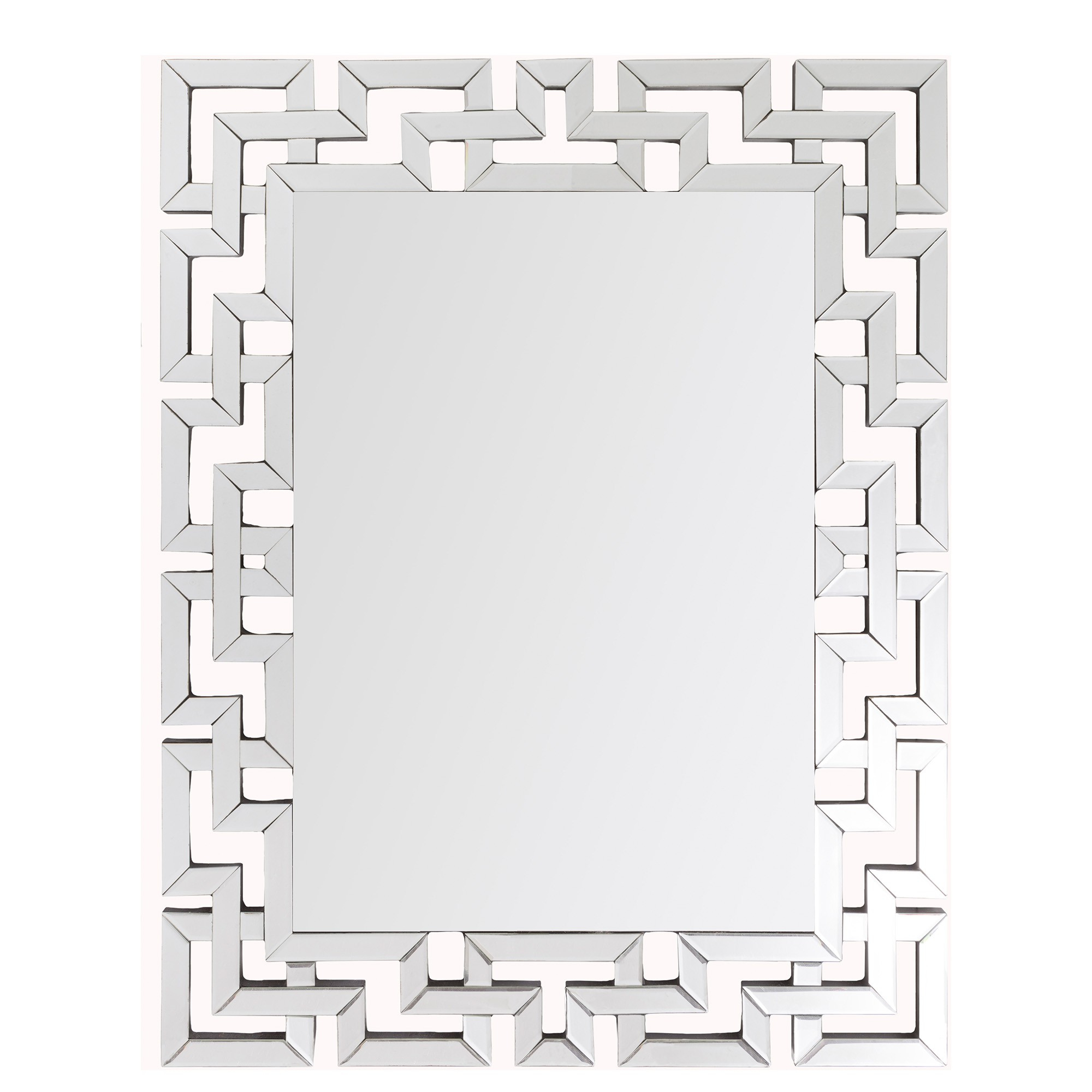 Radcliff Wall Mirror With Widely Used Silver Framed Wall Mirrors (View 14 of 20)