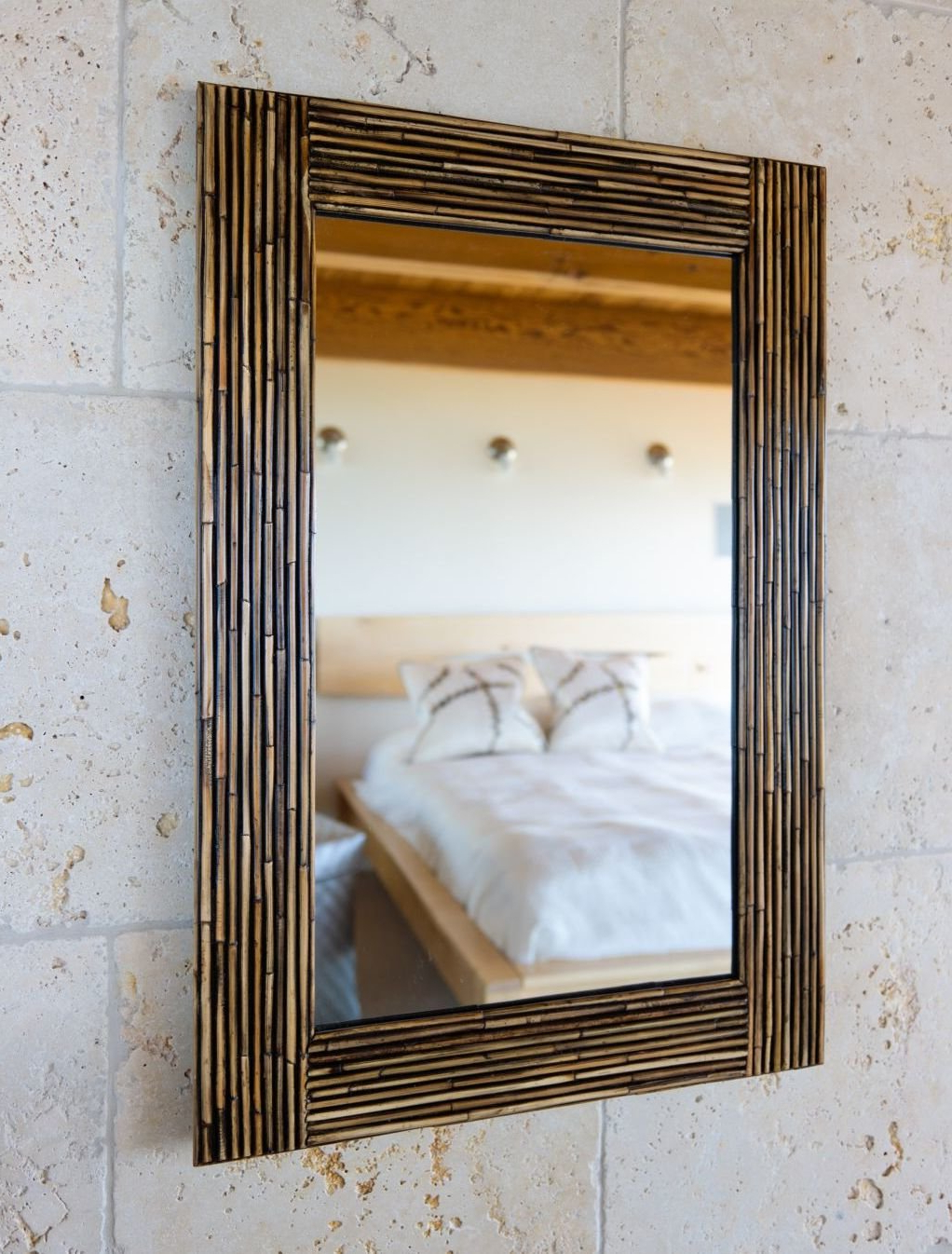 Rattan Wall Mirrors In Most Up To Date Rattan Wall Mirror (Gallery 8 of 20)