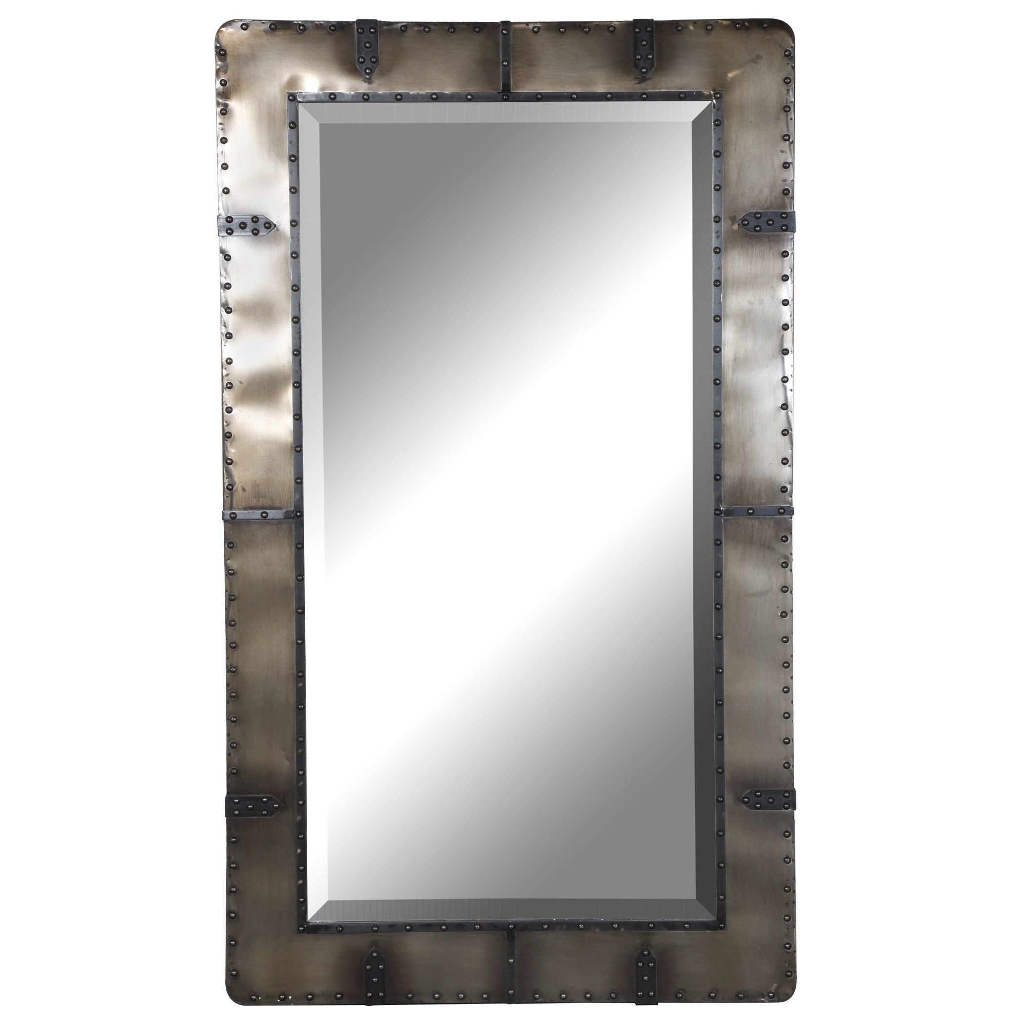 Reba Accent Wall Mirrors Throughout Preferred Williston Forge Reba Pettigrew Accent Mirror (View 3 of 20)