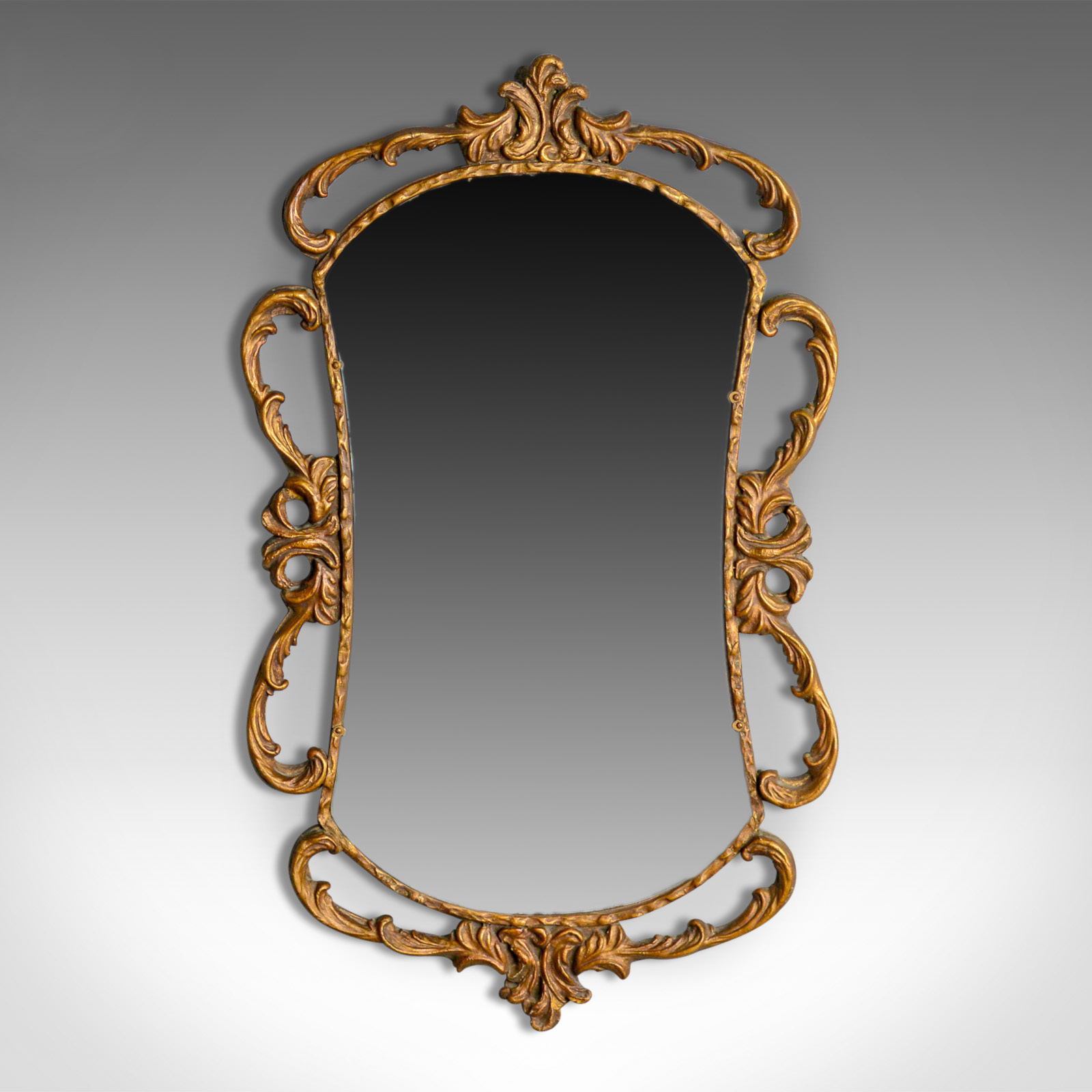 Recent Antique Wall Mirror, English, Victorian, Gilt Gesso, Classical Taste, Circa  1880 With Antique Wall Mirrors (Gallery 9 of 20)