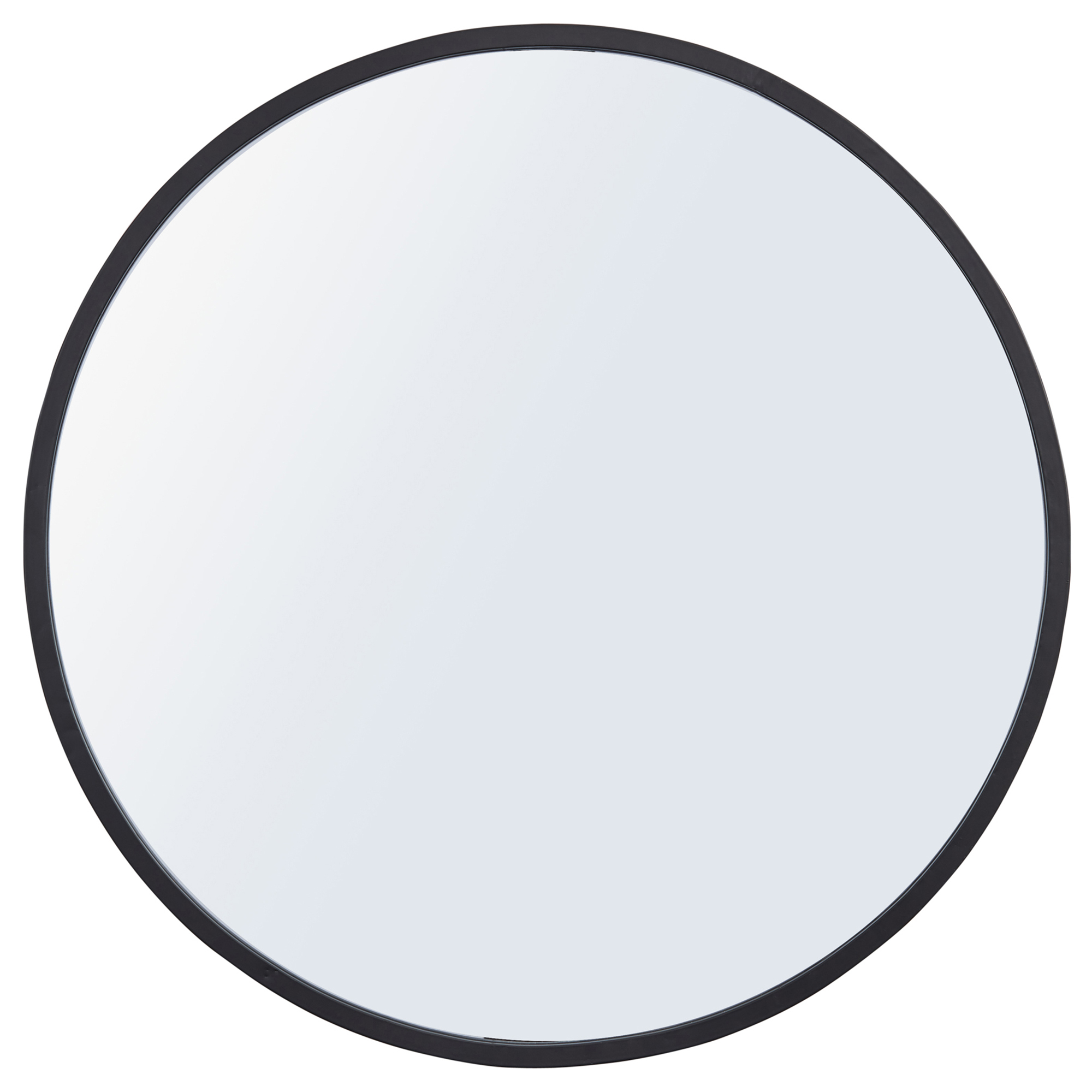 Recent Aviana Round Metal Wall Mirror For Round Metal Wall Mirrors (View 7 of 20)