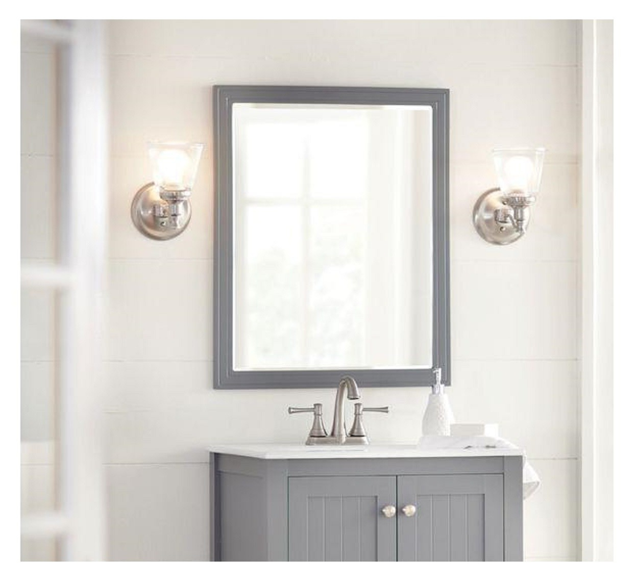 Recent Cool Wall Mirrors Regarding Cranbury 30 In. L X 24 In (View 20 of 20)