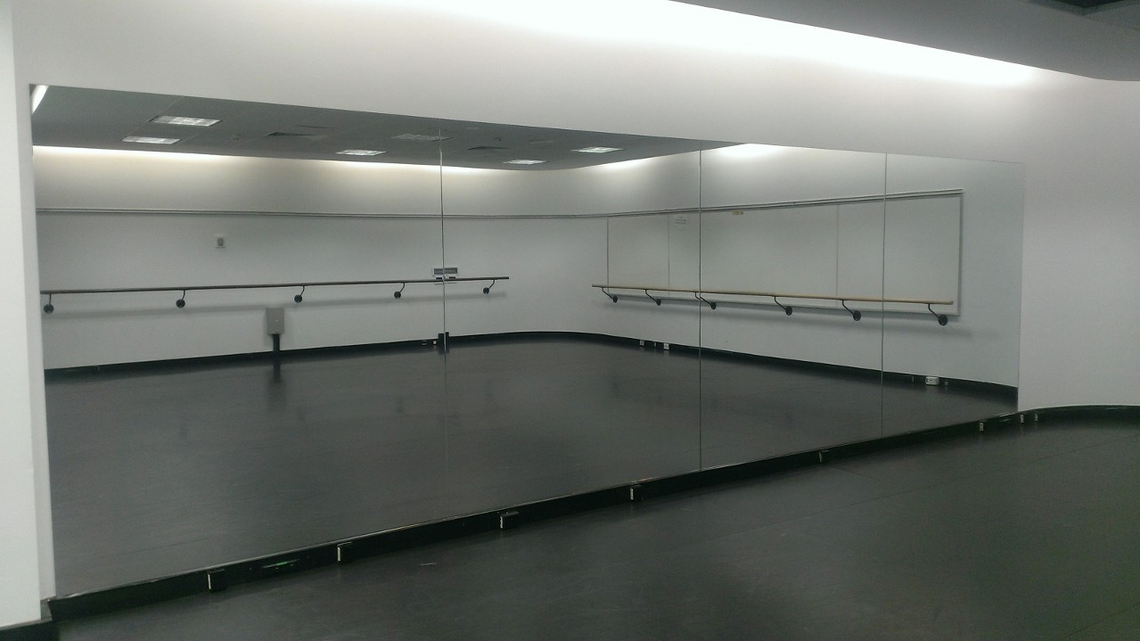 Recent Dance Wall Mirrors With Mirror: Gym Mirrors Help You Check Your Posture And Positioning (View 14 of 20)