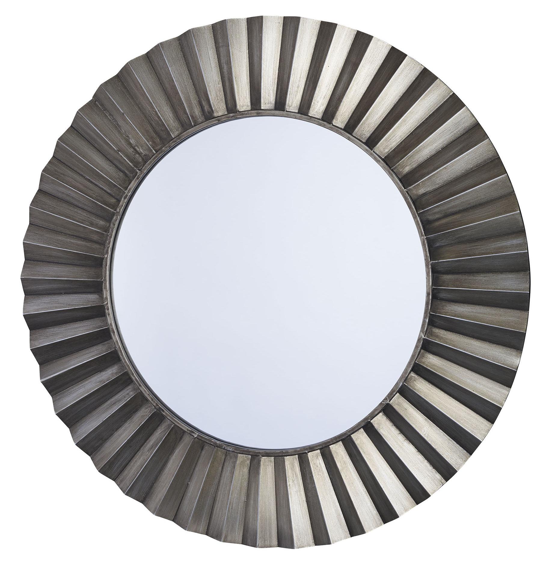 Recent Deniece Sunburst Round Wall Mirrors Within Sunburst Round Wall Mirror (View 15 of 20)