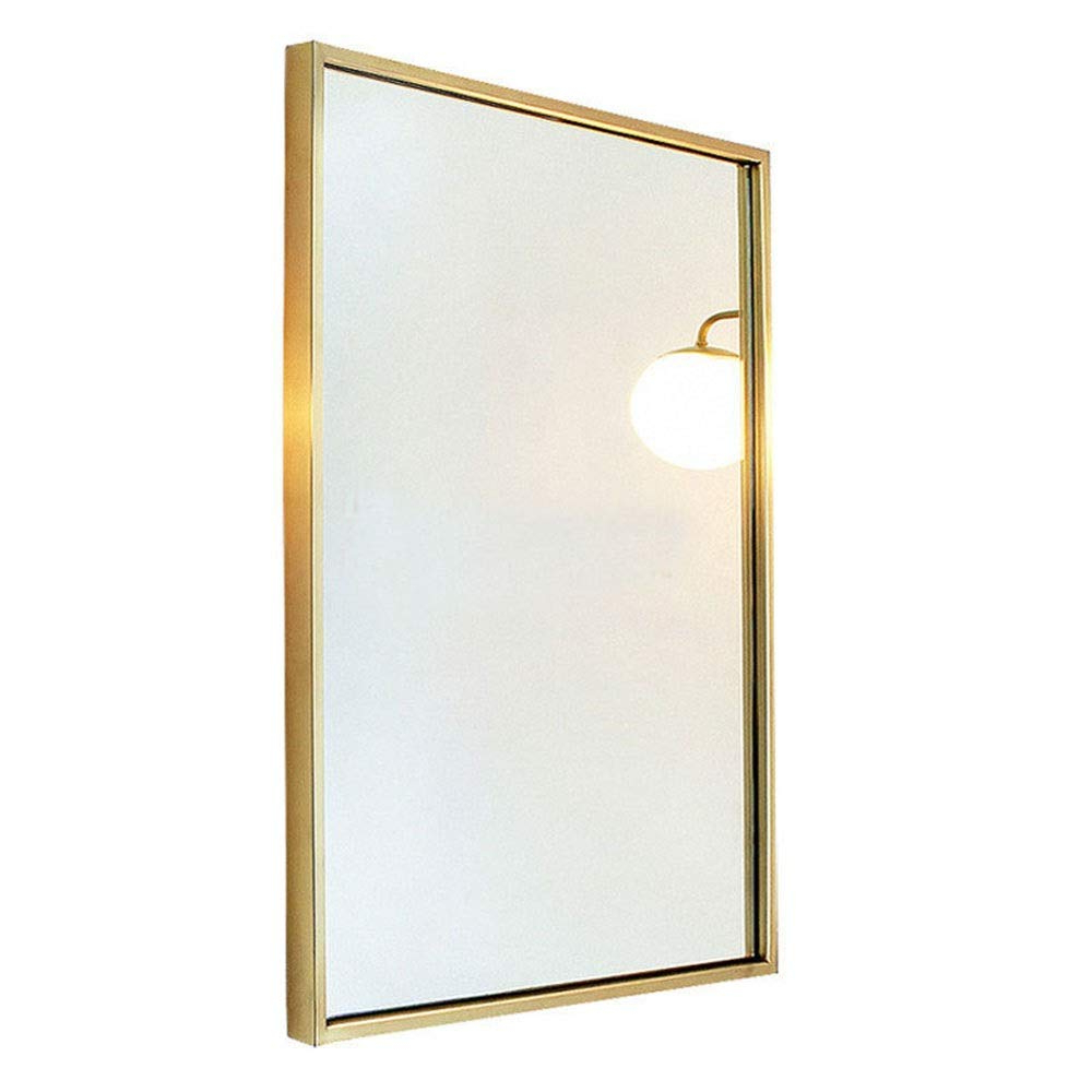 Recent Full Body Wall Mirrors Pertaining To Amazon: Wrought Iron Square Bathroom Mirror Clothing (View 19 of 20)