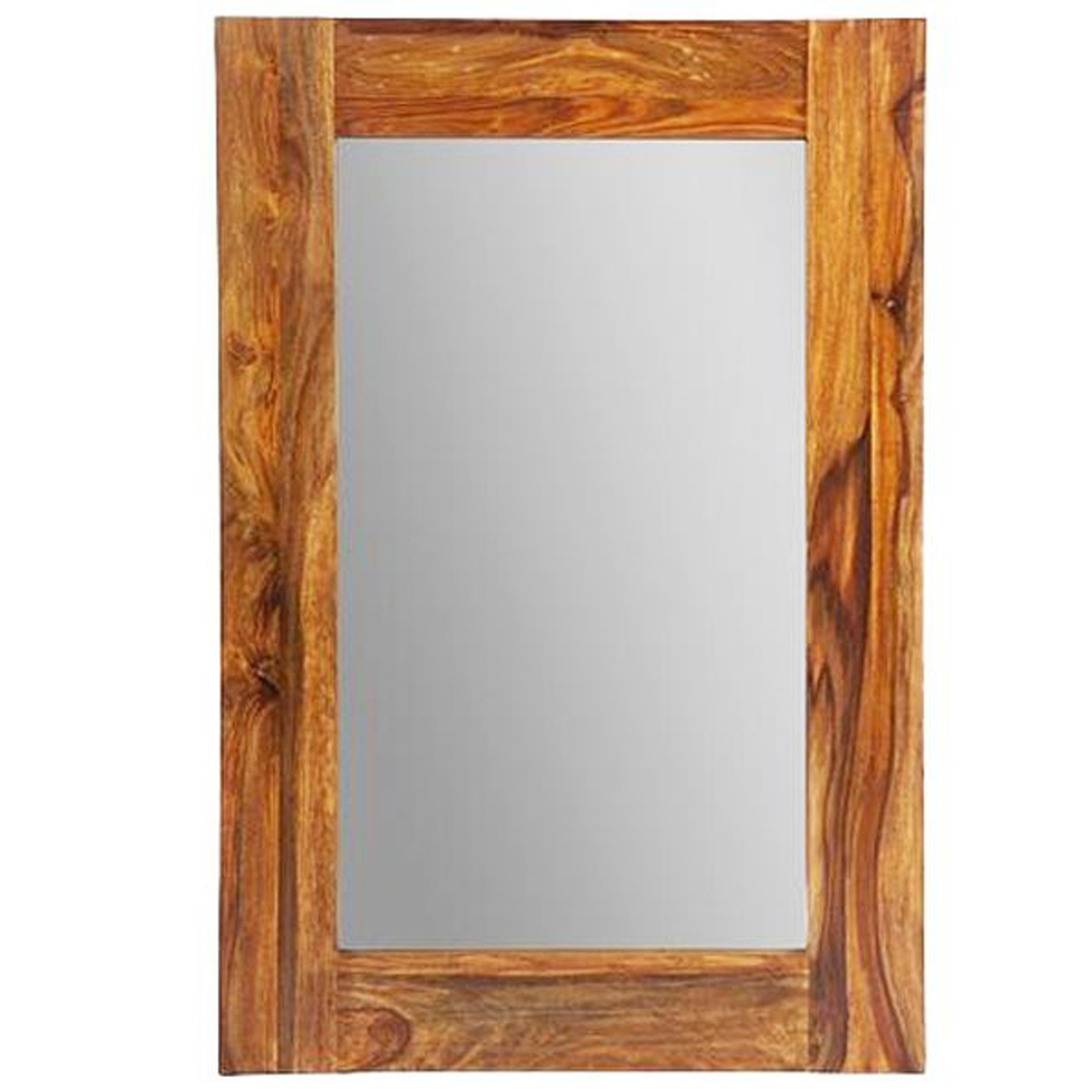 Recent Indian Wooden Wall Mirror Regarding Wooden Wall Mirrors (View 8 of 20)