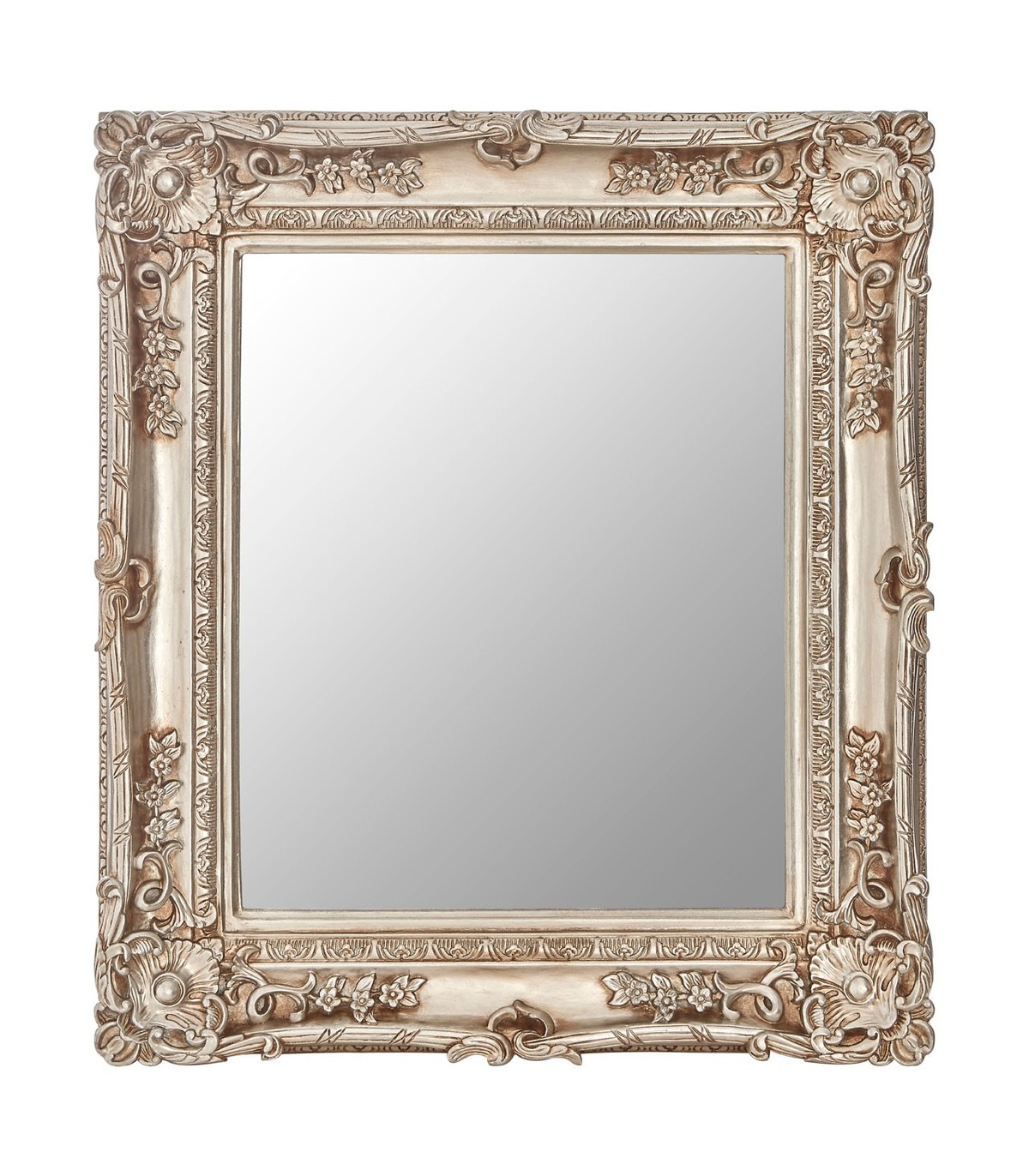 Recent Marseille Champagne Square Wall Mirror With Square Wall Mirrors (View 10 of 20)
