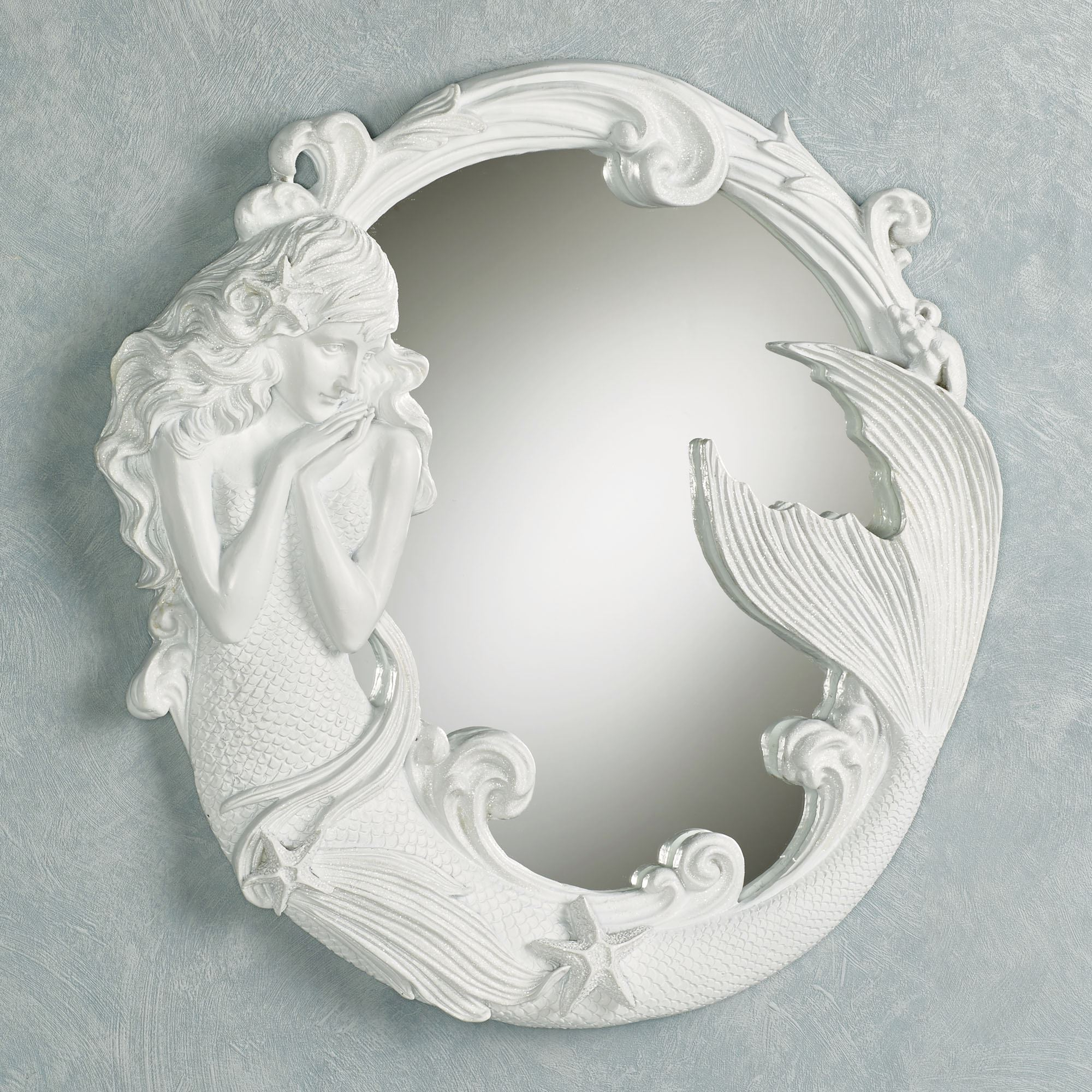 Featured Photo of Mermaid Wall Mirrors