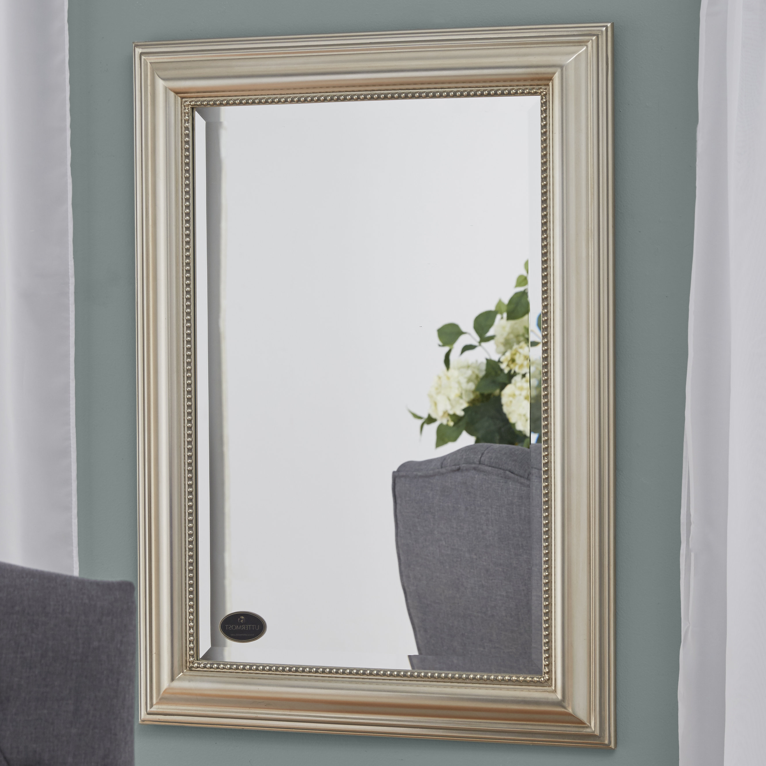 Recent Owens Accent Mirror In Northcutt Accent Mirrors (View 11 of 20)