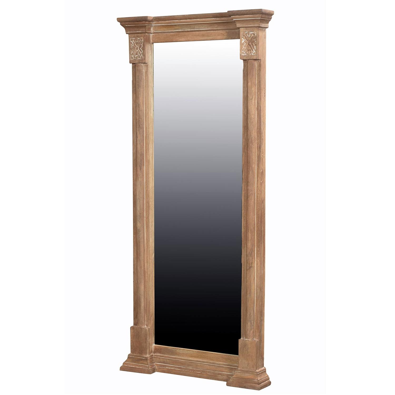 Recent Rcd Mi1105 Carved Wood Framed Wall Mirror Intended For Wood Framed Wall Mirrors (View 9 of 20)