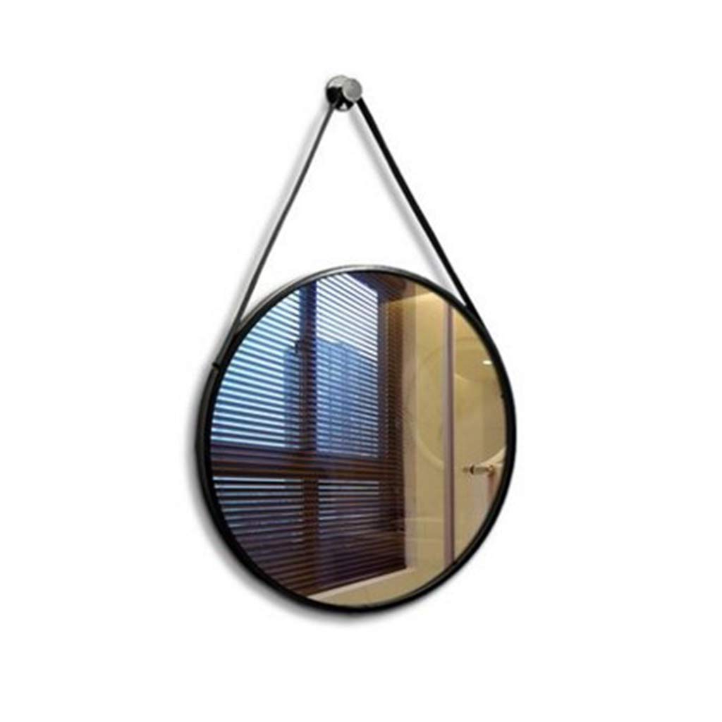 Recent Shatterproof Wall Mirrors Intended For Amazon: Wall Mirror Hanging Round Mirror Diameter 40/50/60Cm (Gallery 6 of 20)