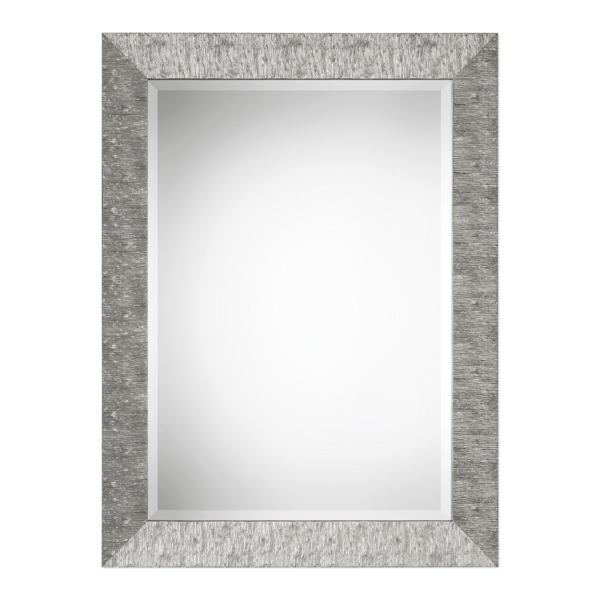 Rectangle Accent Mirror For Most Recent Farmhouse Woodgrain And Leaf Accent Wall Mirrors (View 16 of 20)