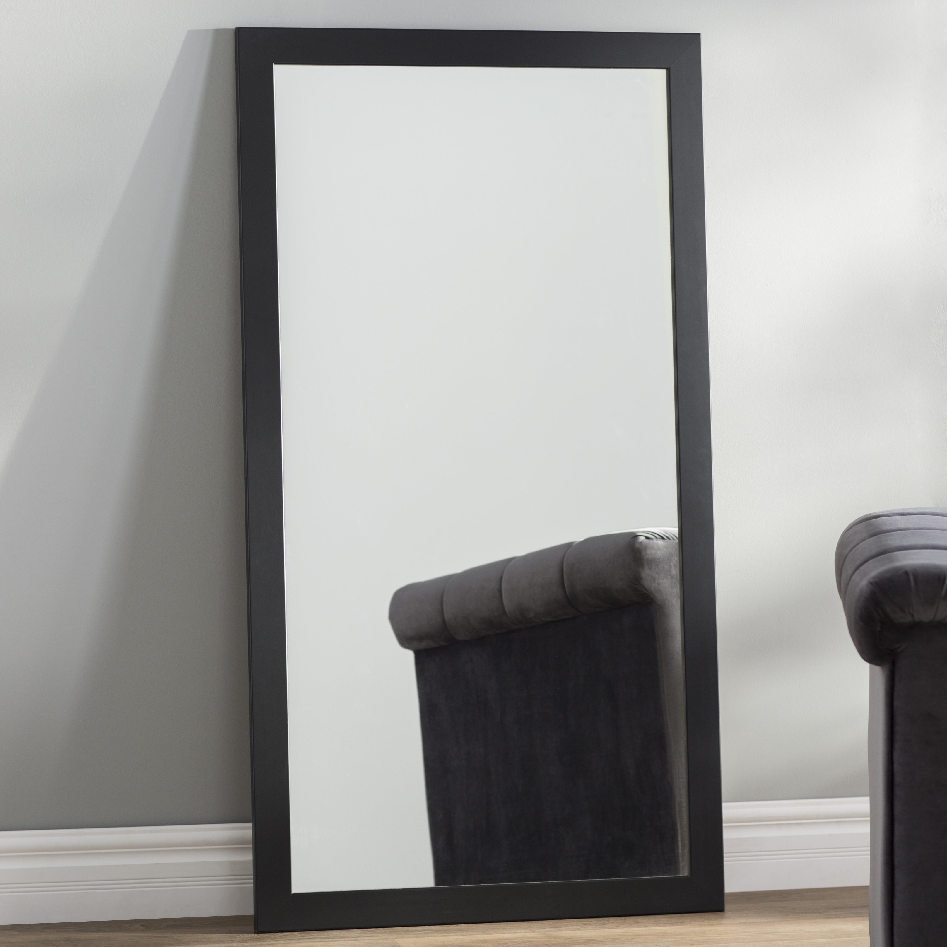 Rectangle Oversized Wall Mirror Throughout Most Up To Date Giant Wall Mirrors (View 7 of 20)