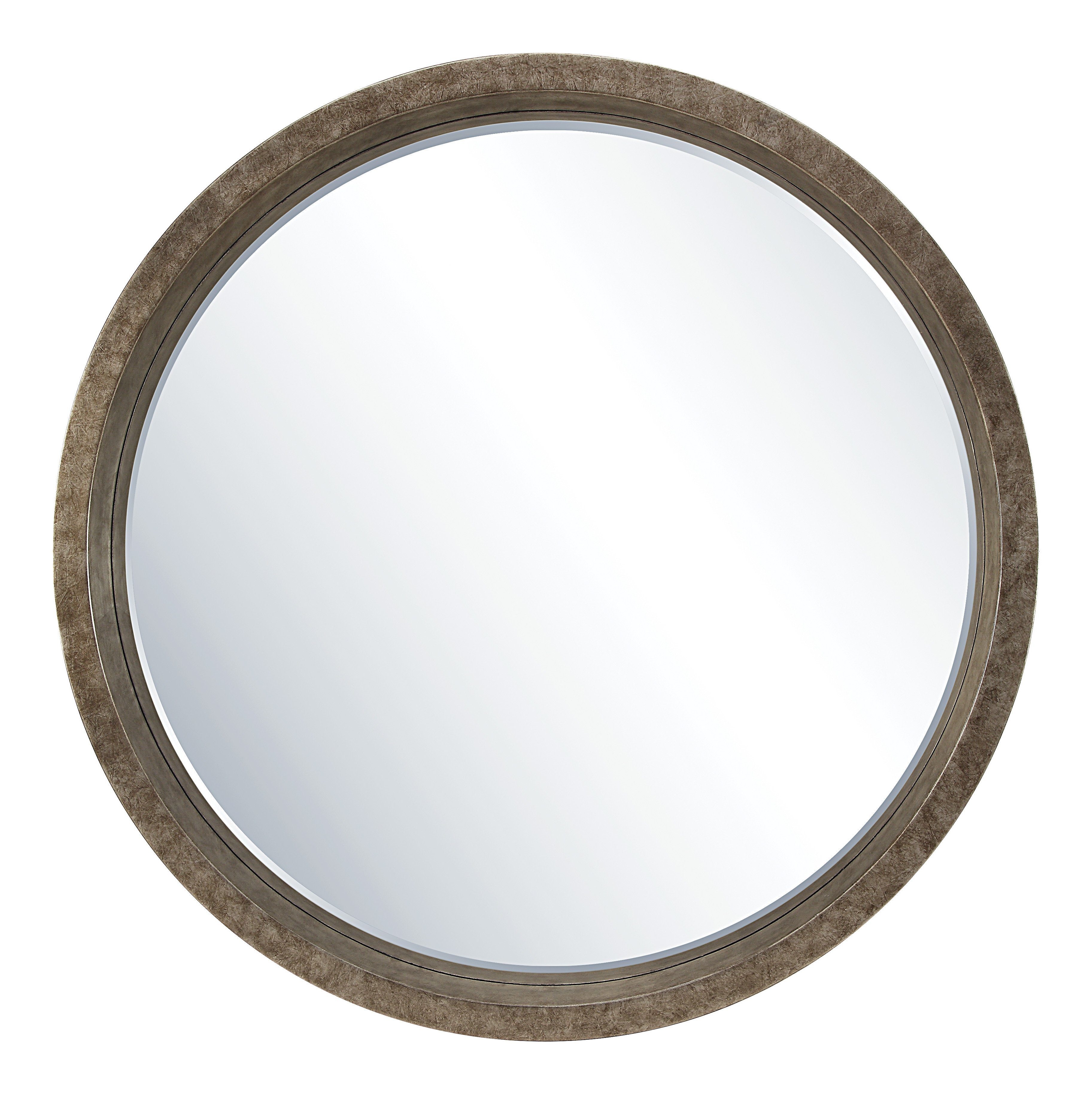 Rennes Modern & Contemporary Beveled Wall Mirror Intended For Trendy Modern & Contemporary Beveled Overmantel Mirrors (Gallery 13 of 20)