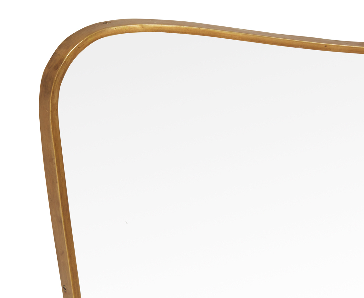Retro Wall Mirrors With Recent Big Brass (View 19 of 20)