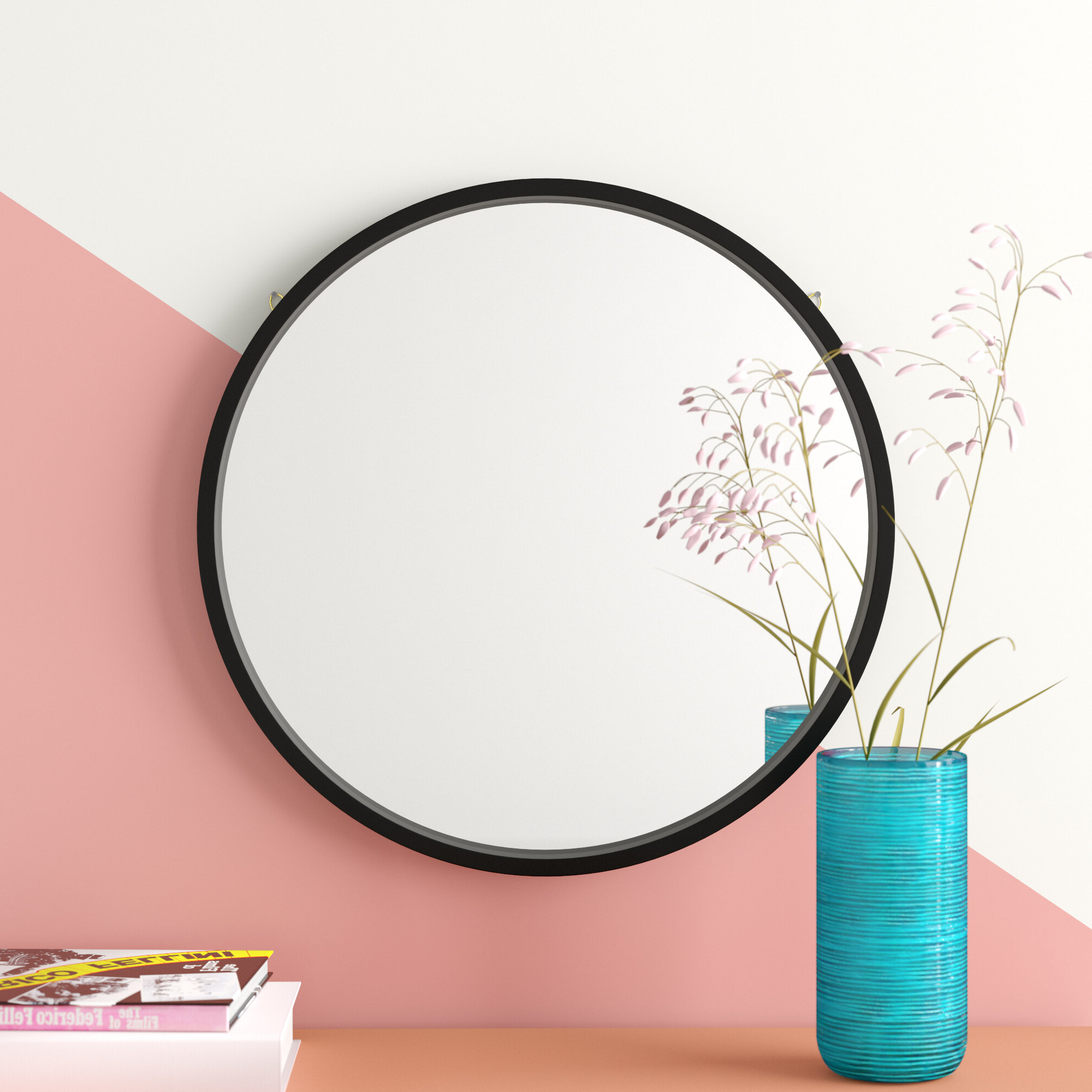 Rhein Accent Mirrors In Most Recent Swagger Accent Wall Mirror (View 12 of 20)