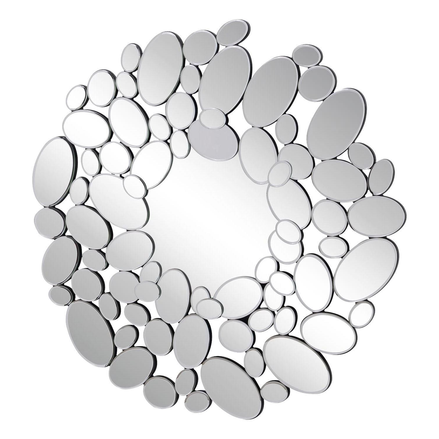 Round Bubble Wall Mirror Pertaining To Newest Bubble Wall Mirrors (View 10 of 20)