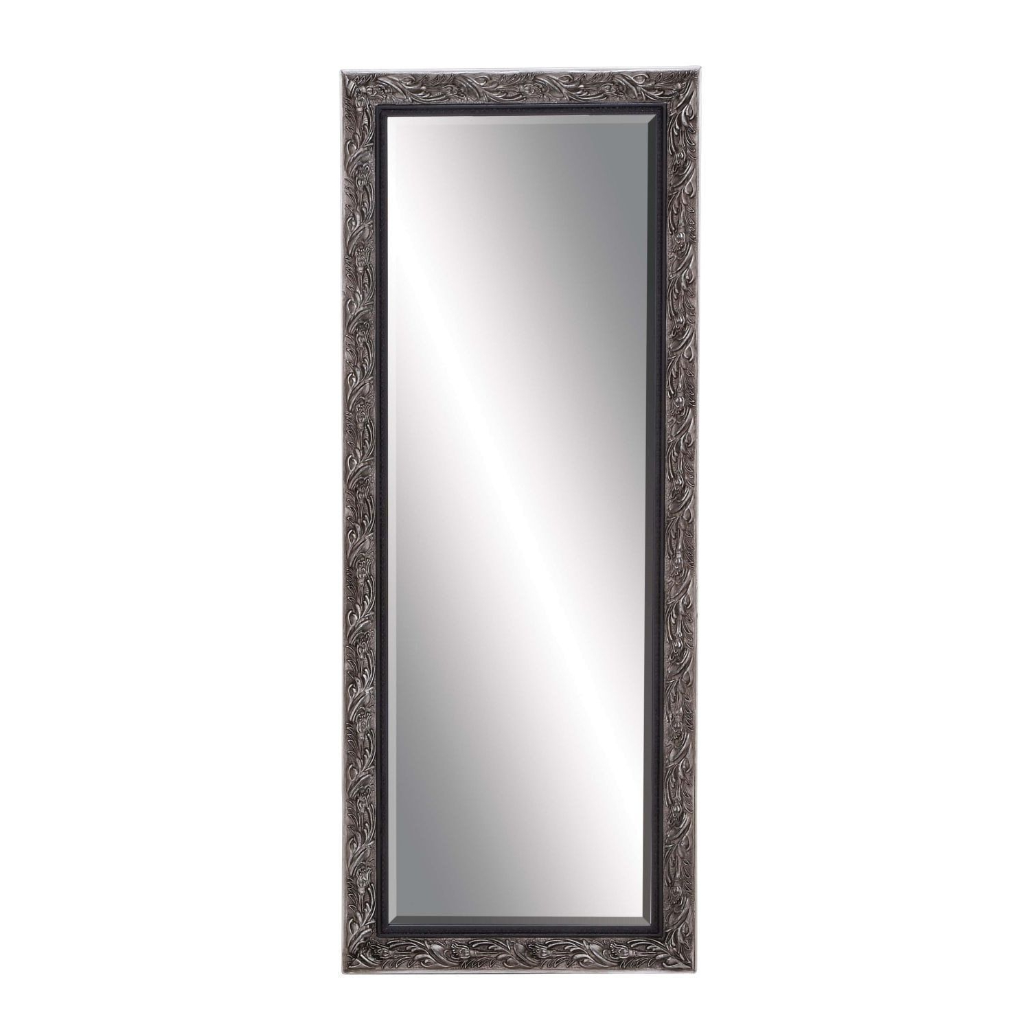 Round Wall In Popular Eriq Framed Wall Mirrors (View 4 of 20)
