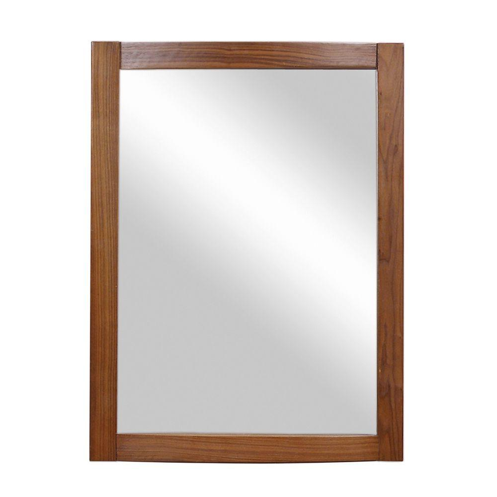 Saylor Wall Mirrors Intended For Famous Decolav Gavin 32 In. X 24 In (View 16 of 20)
