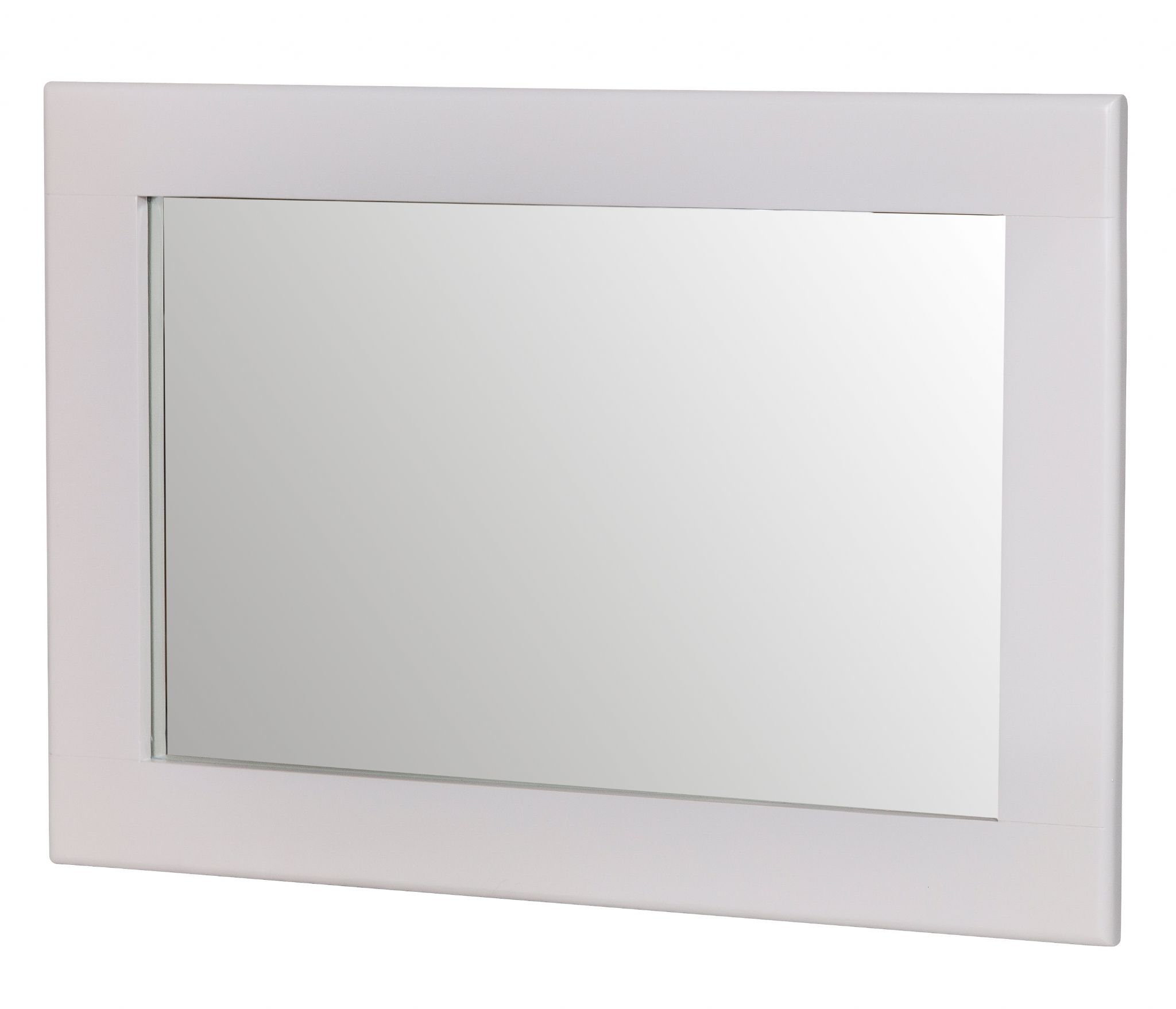 Scandia Grey Wall Mirror Pertaining To Latest Grey Wall Mirrors (View 20 of 20)