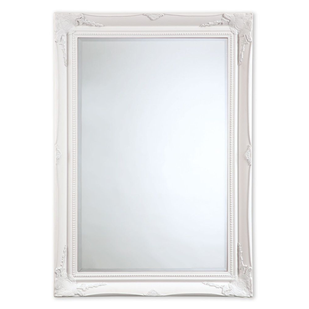 Selectionschaumont Maissance White Traditional Mirror (Gallery 17 of 20)