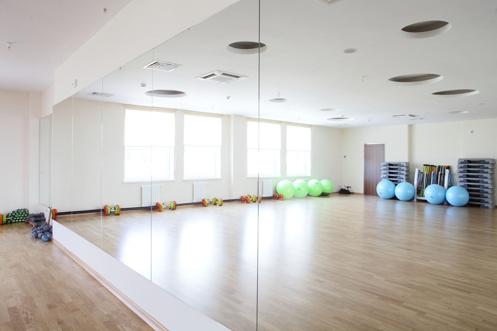 Set Up Your Own Gym And Dance Studio With Great Quality Mirror Pertaining To Widely Used Dance Studio Wall Mirrors (Gallery 12 of 20)