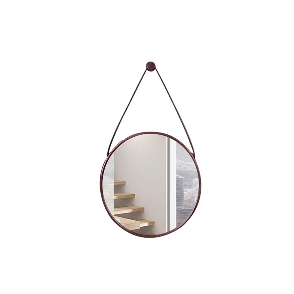 Shatterproof Wall Mirrors Within Current Amazon: Wall Mirror Round Diameter40/50/60/70Cm Backlit (View 17 of 20)