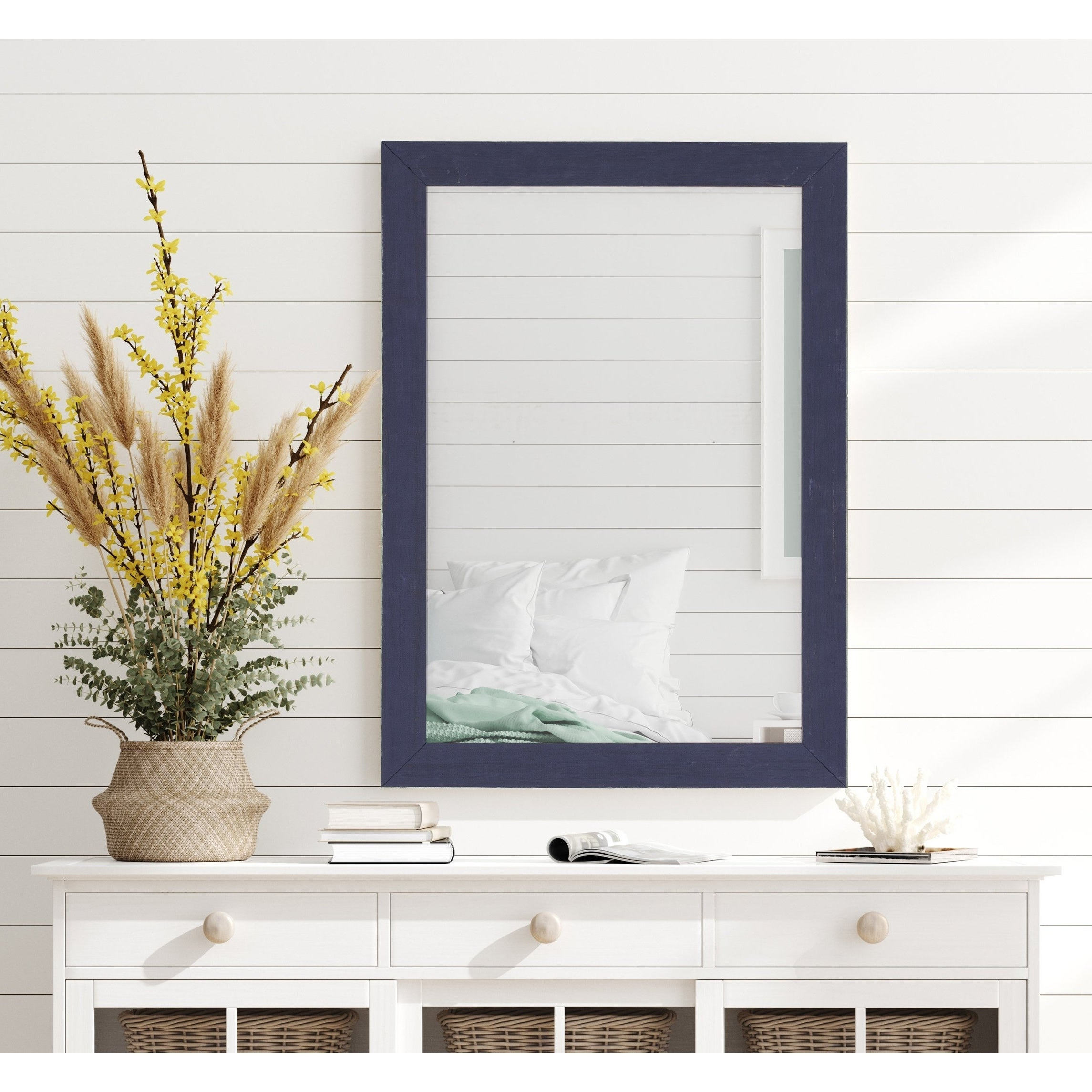 Shop Online At Overstock Throughout Coastal Style Wall Mirrors (View 4 of 20)