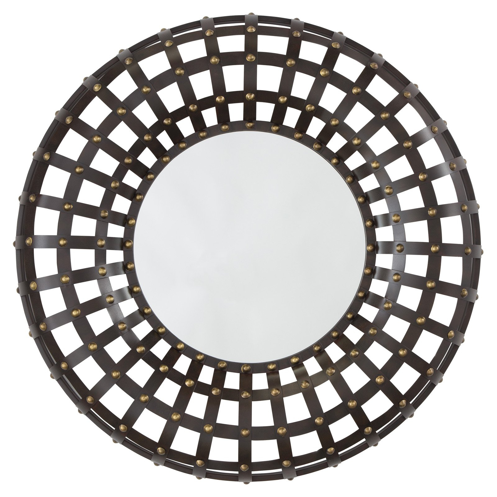 Signature Designashley Ogier Accent Wall Mirror – 36.25w X 36.25h In (View 2 of 20)