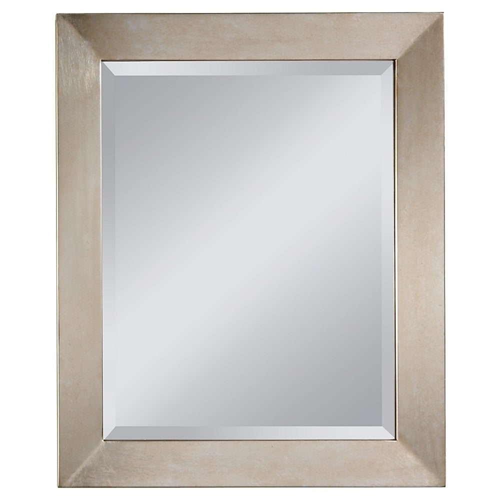 Featured Photo of Silver Leaf Wall Mirrors