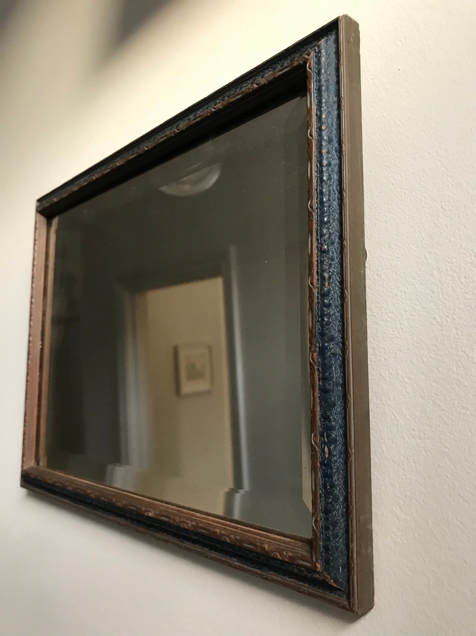 Small Vintage Wall Mirrors Throughout Newest Excited To Share This Item From My #etsy Shop: Vintage Small Mirror (View 12 of 20)