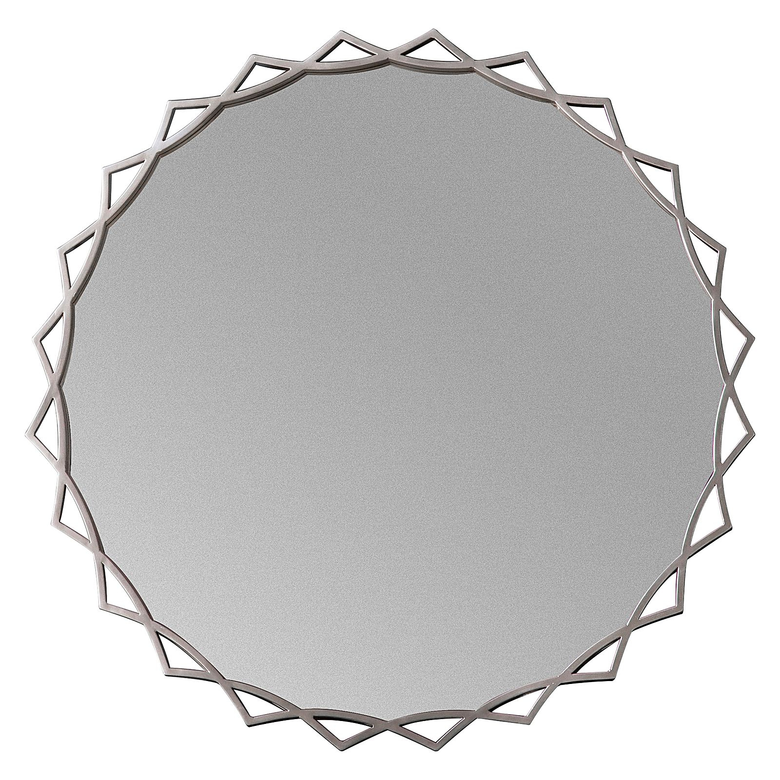 Soleil Round Wall Mirror Regarding Preferred Soleil Wall Mirrors (View 18 of 20)
