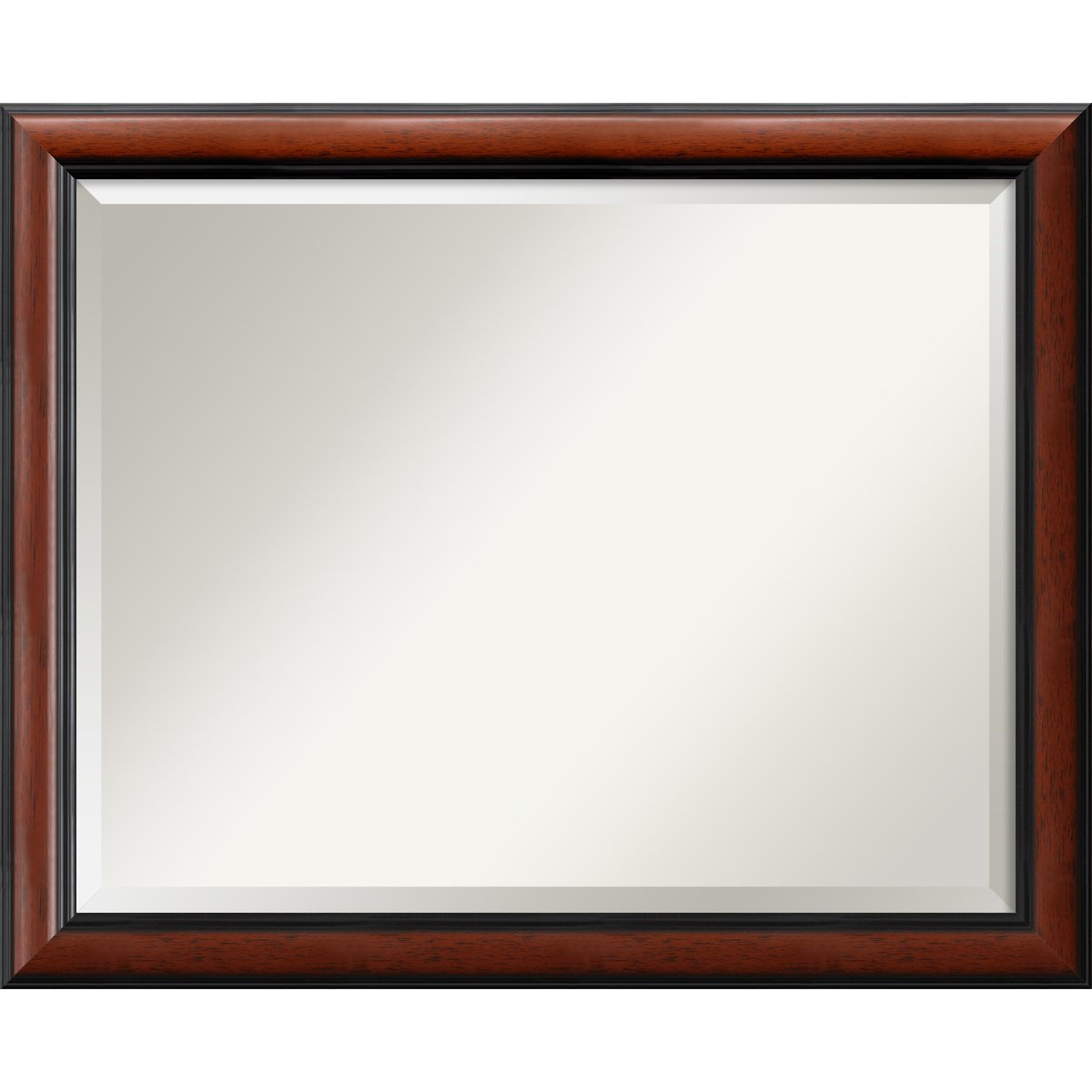 Solid Wood  Wall Mirrors (Gallery 12 of 20)