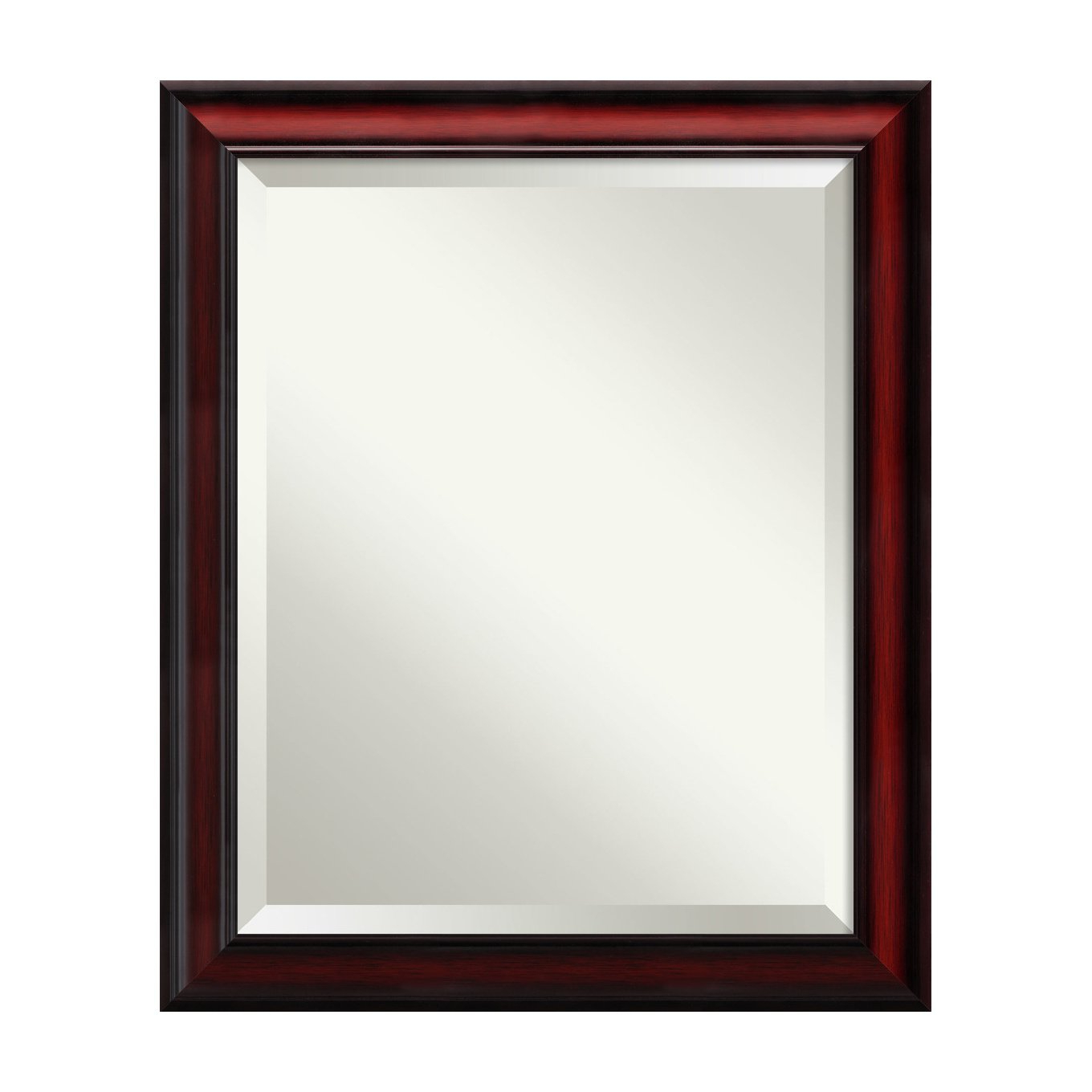 Solid Wood Wall Mirrors (View 8 of 20)
