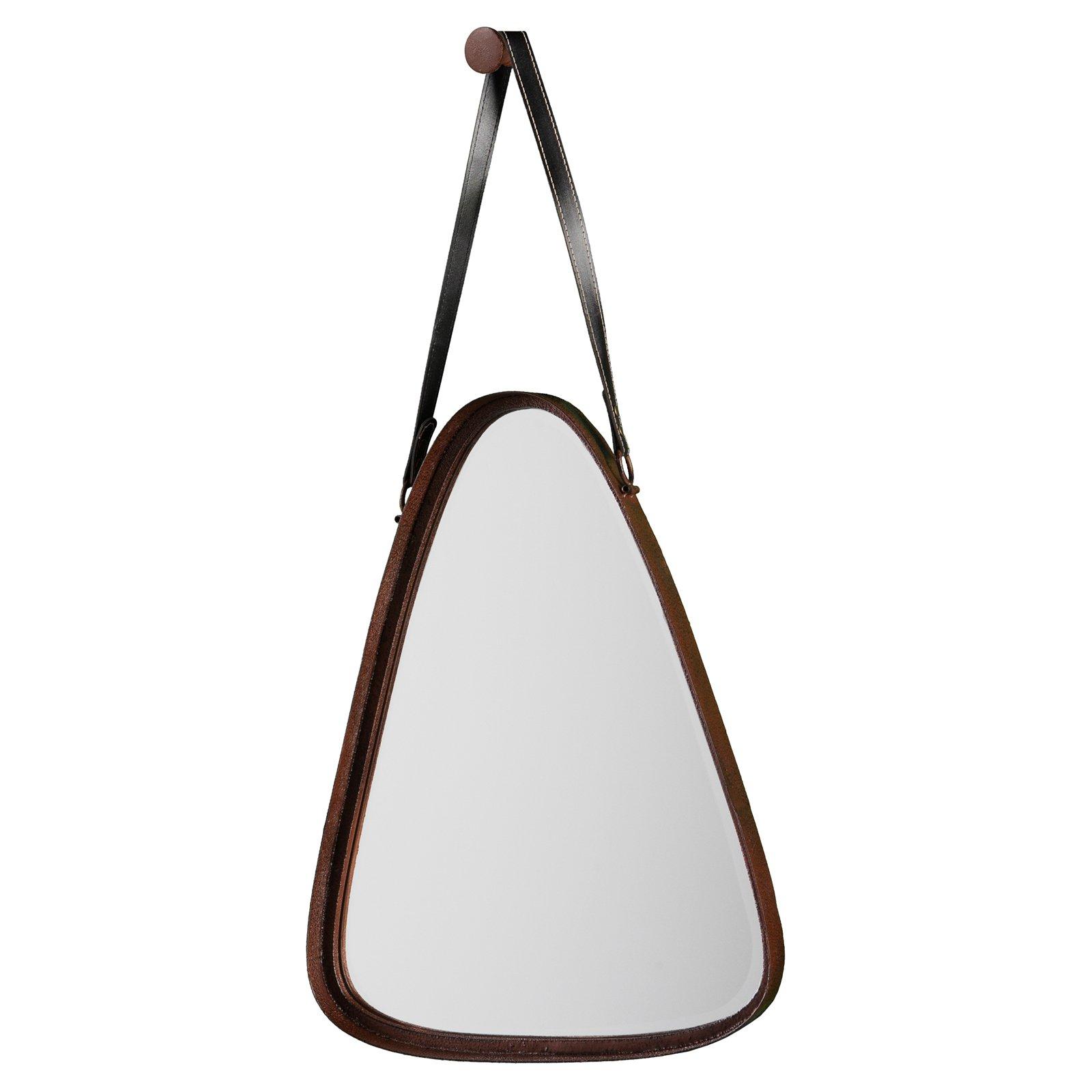 Southern Enterprises Jordan Tri Oval Wall Mirror – 18.5w X 37.8h In (View 11 of 20)