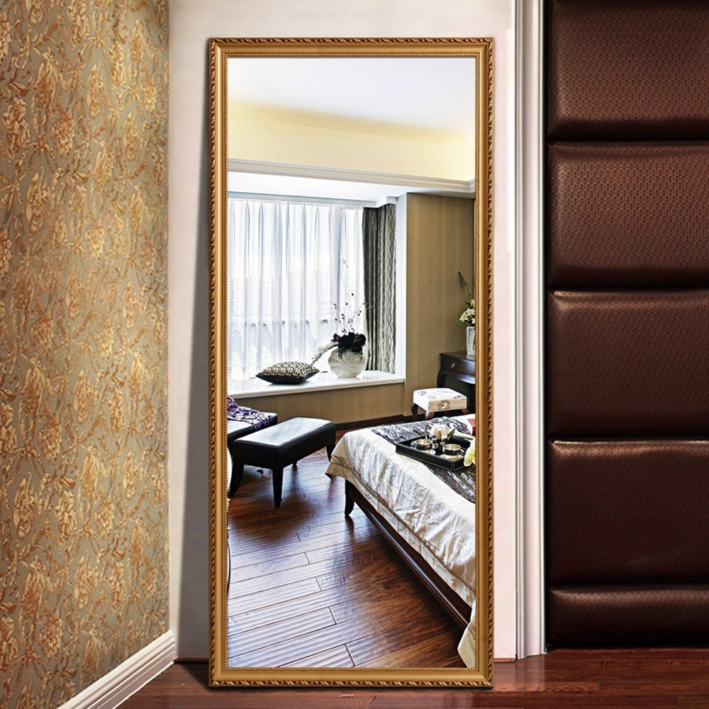 Standing Wall Mirrors For Trendy Standing Mirror (View 18 of 20)