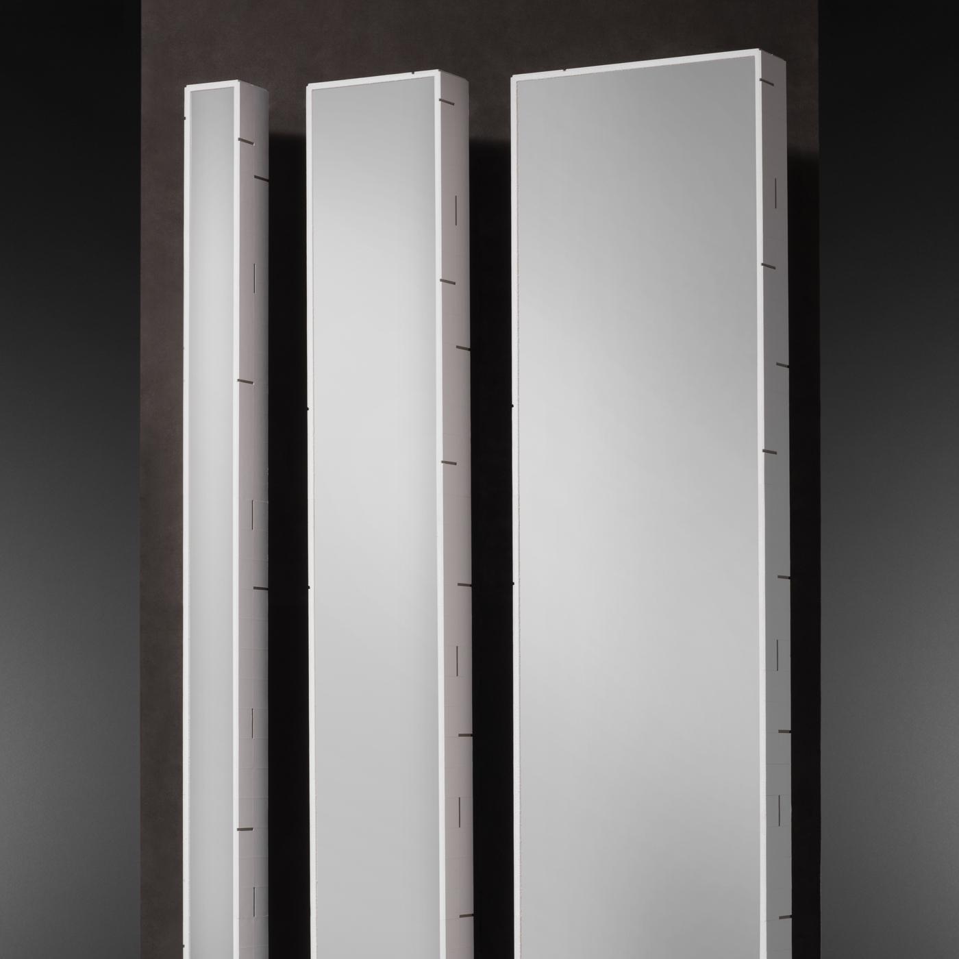 Stick On Wall Mirrors Regarding Preferred Atari Stick Large Wall Mirrorrabitti (View 20 of 20)