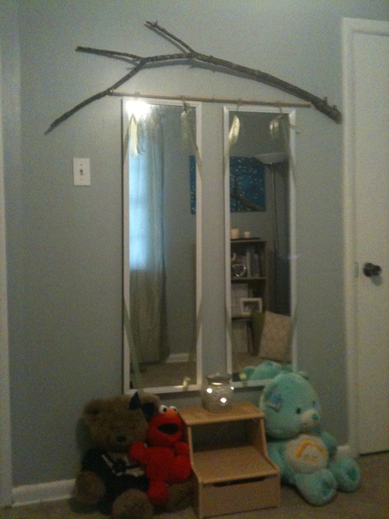 Stick On Wall Mirrors With Fashionable Stick On Wall Full Length Mirror • Bathroom Mirrors And Wall Mirrors (View 13 of 20)