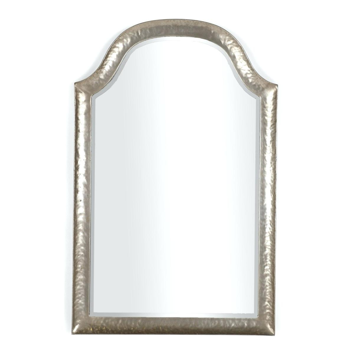 Studded Wall Mirrors Within Fashionable Cowhide Studded Wall Mirror – Fefisbaby (View 12 of 20)
