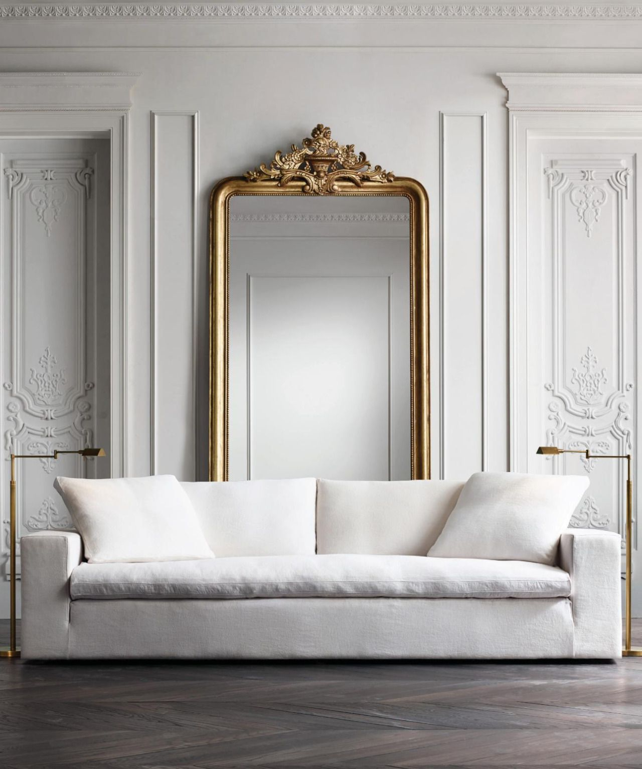 Stunning Wall Mirror Designs For Your Living Room Decor Pertaining To Trendy Stunning Wall Mirrors (View 12 of 20)
