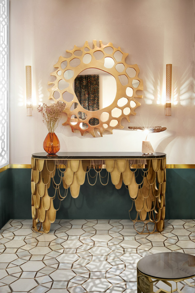 Stunning Wall Mirrors In Well Liked Stunning Wall Mirrors For Your Living Room (View 13 of 20)
